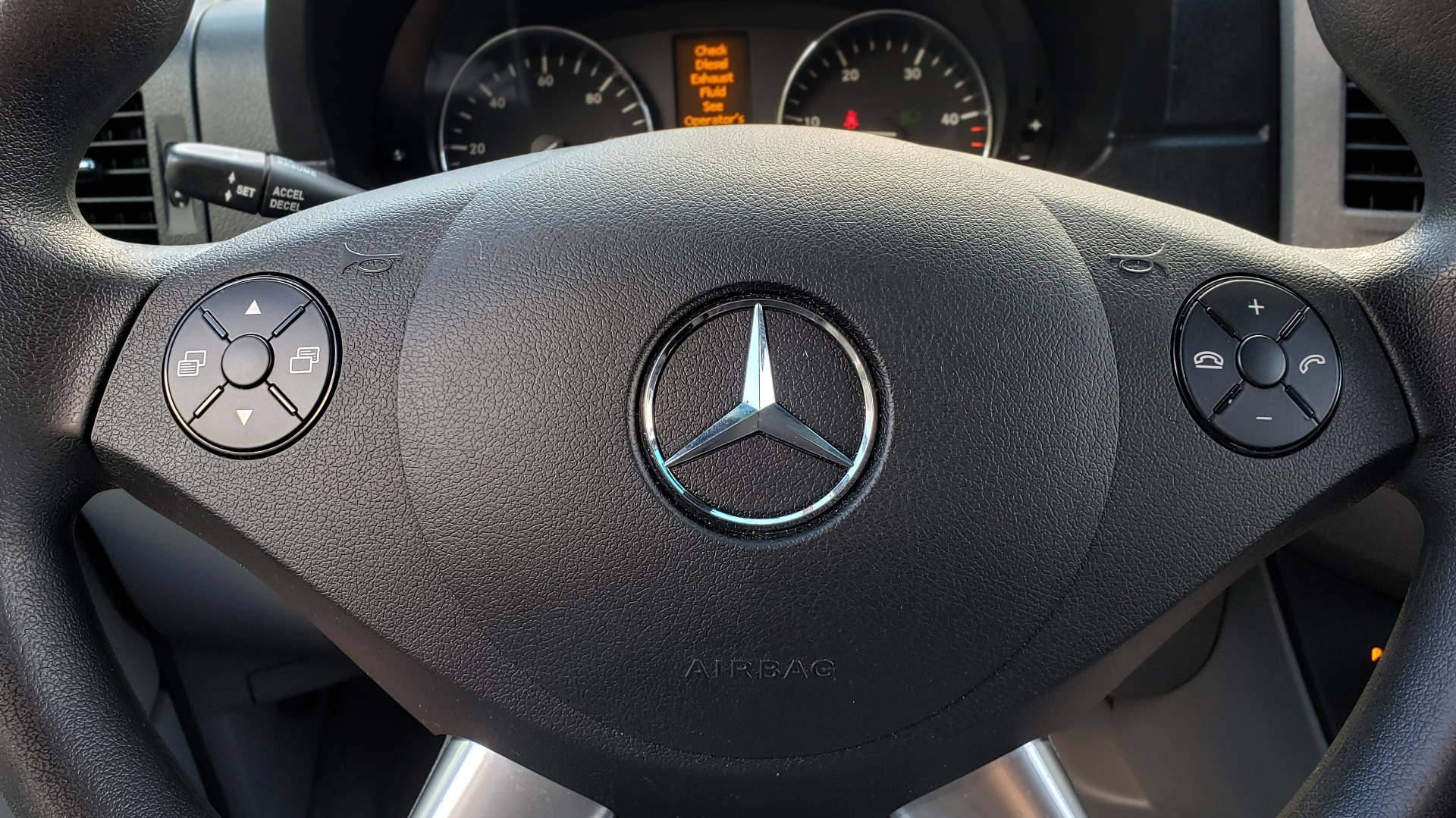 Used 2015 Mercedes-Benz SPRINTER CARGO VAN 4x4 3500 170 EXT / 3.0L V6 TURBO DIESEL / 5-SPD AUTO / REARVIEW for sale $51,999 at Formula Imports in Charlotte NC 28227 33