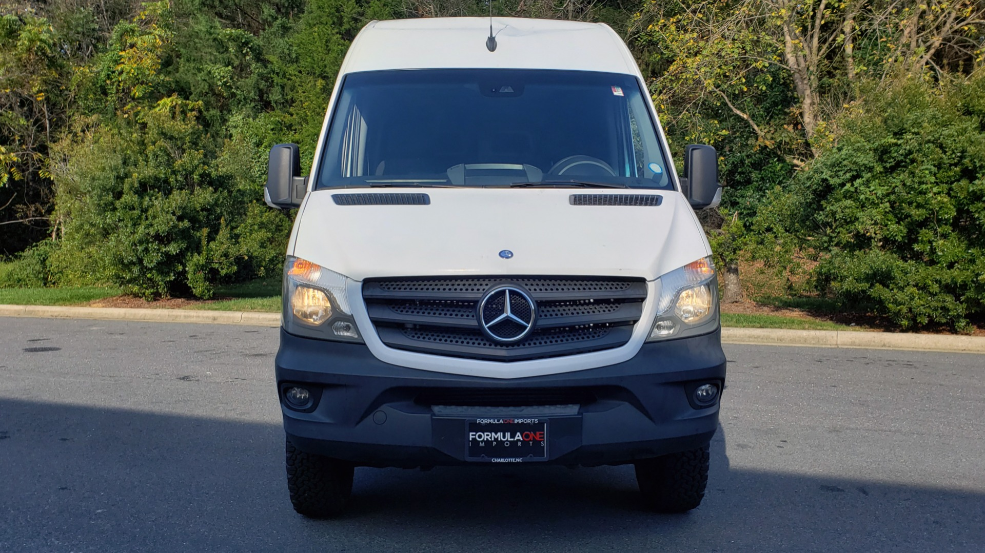 Used 2015 Mercedes-Benz SPRINTER CARGO VAN 4x4 3500 170 EXT / 3.0L V6 TURBO DIESEL / 5-SPD AUTO / REARVIEW for sale Sold at Formula Imports in Charlotte NC 28227 35