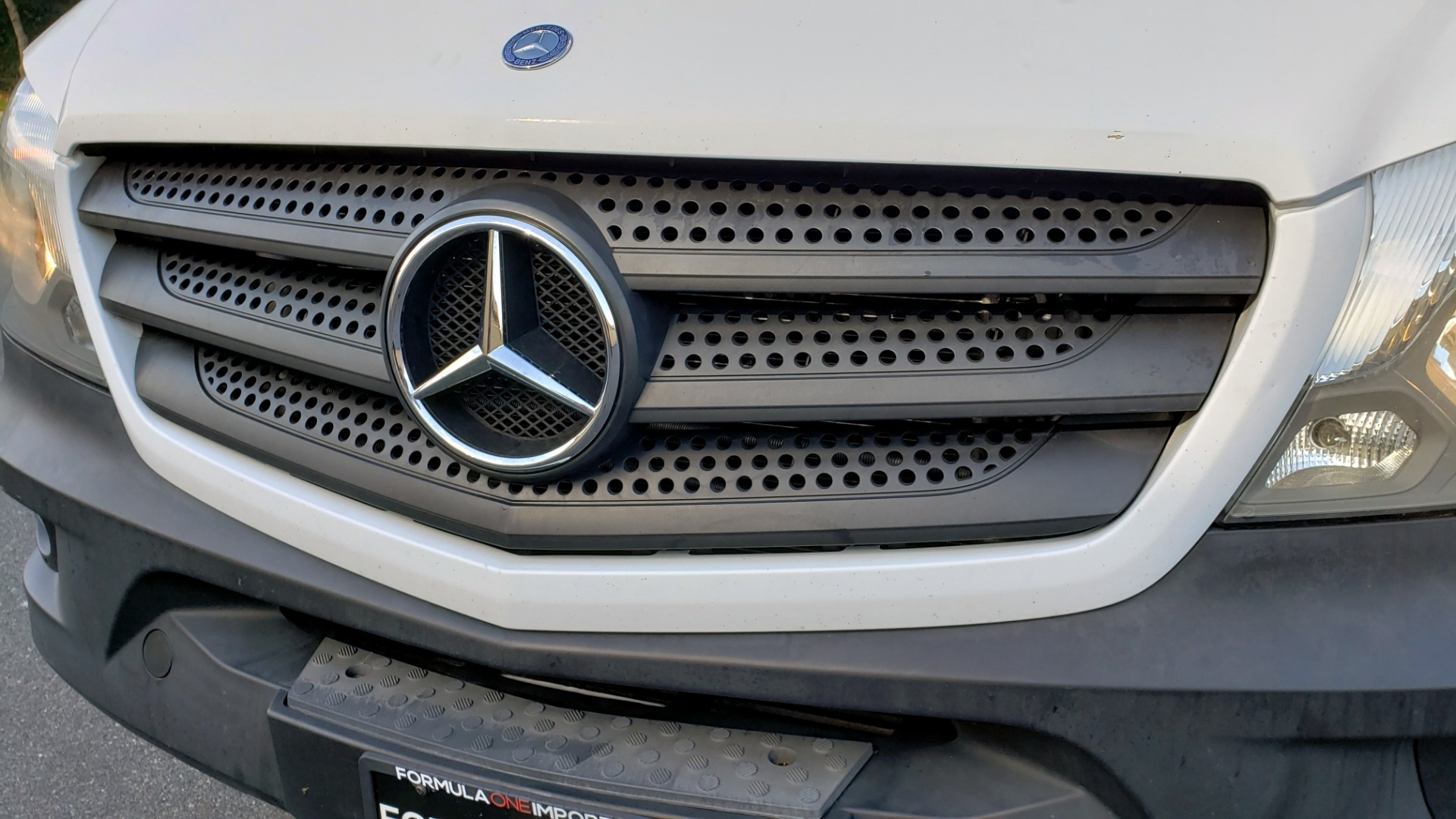 Used 2015 Mercedes-Benz SPRINTER CARGO VAN 4x4 3500 170 EXT / 3.0L V6 TURBO DIESEL / 5-SPD AUTO / REARVIEW for sale Sold at Formula Imports in Charlotte NC 28227 38