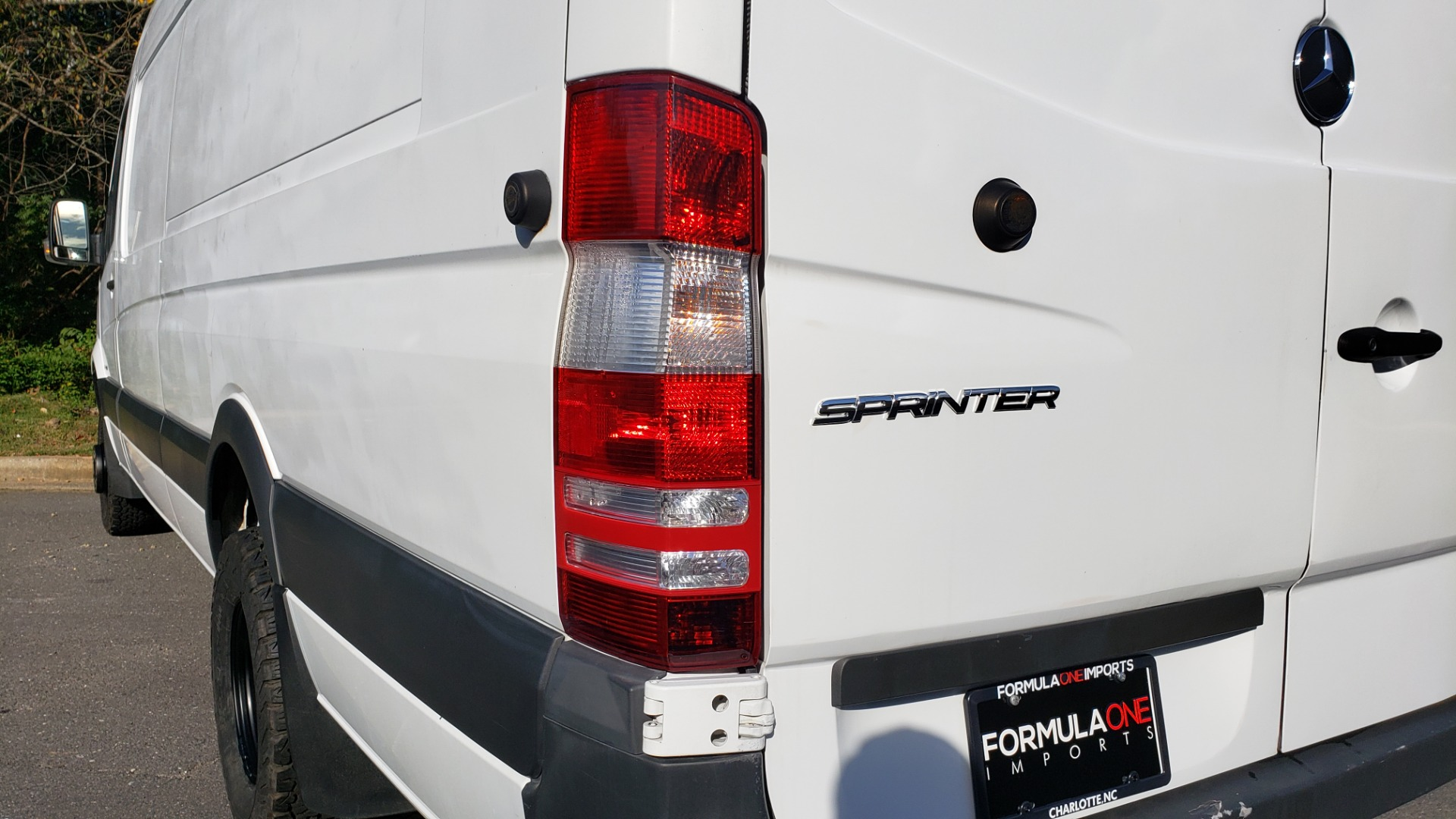 Used 2015 Mercedes-Benz SPRINTER CARGO VAN 4x4 3500 170 EXT / 3.0L V6 TURBO DIESEL / 5-SPD AUTO / REARVIEW for sale Sold at Formula Imports in Charlotte NC 28227 43