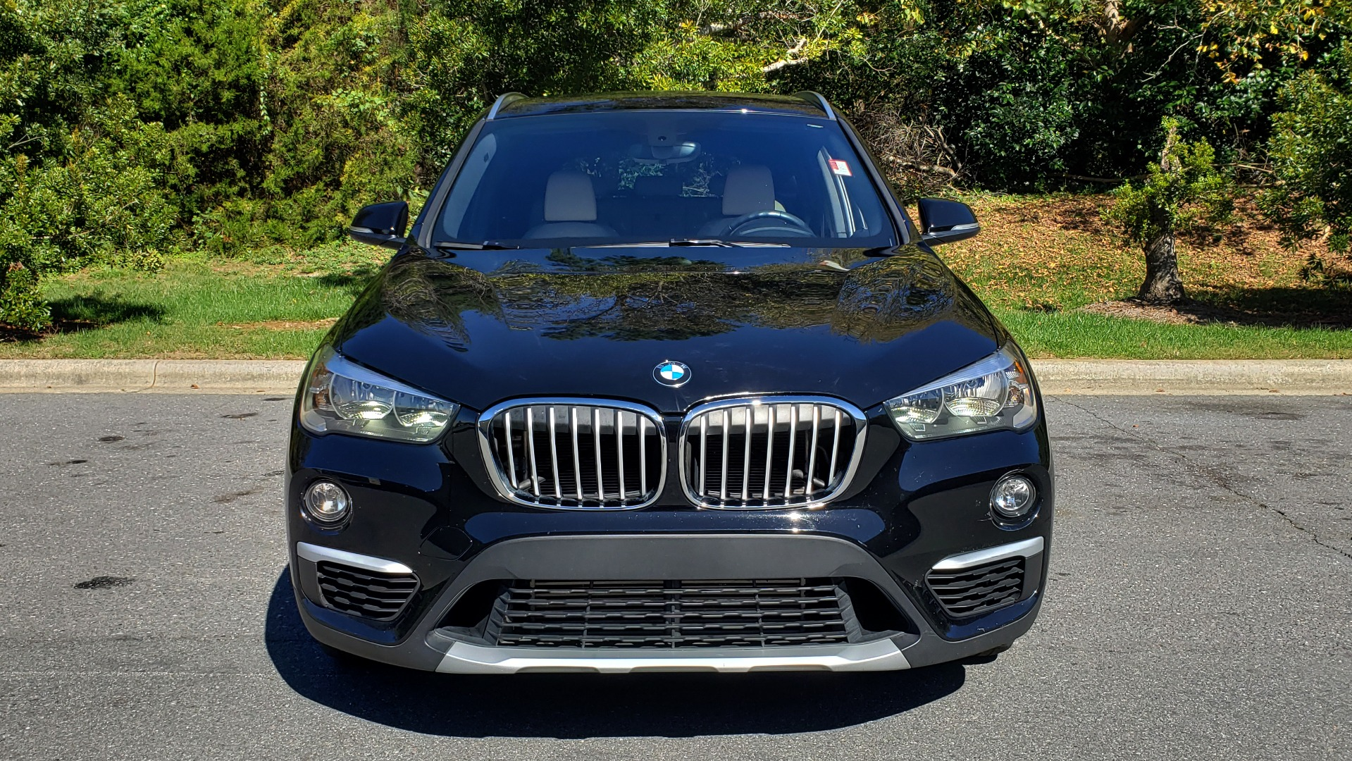 Used 2018 BMW X1 SDRIVE28I / HEATED SEATS / 4-CYL / 8-SPD AUTO / REARVIEW for sale Sold at Formula Imports in Charlotte NC 28227 21