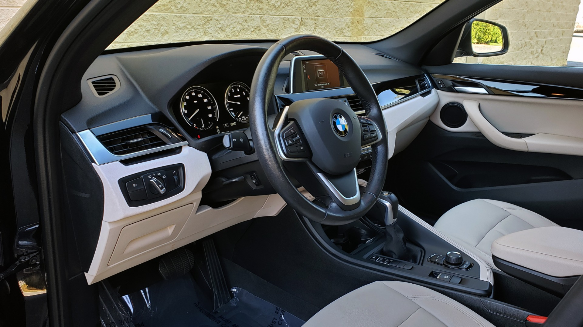 Used 2018 BMW X1 SDRIVE28I / HEATED SEATS / 4-CYL / 8-SPD AUTO / REARVIEW for sale Sold at Formula Imports in Charlotte NC 28227 38