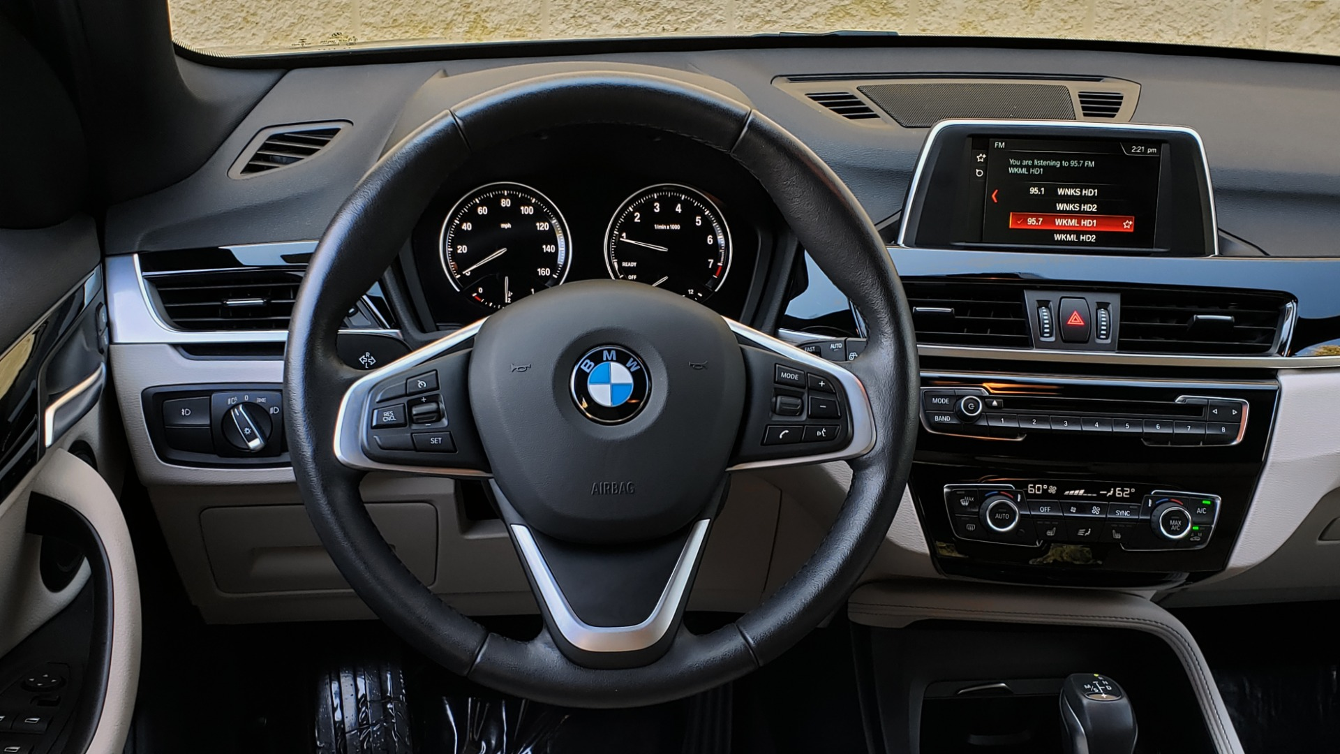 Used 2018 BMW X1 SDRIVE28I / HEATED SEATS / 4-CYL / 8-SPD AUTO / REARVIEW for sale Sold at Formula Imports in Charlotte NC 28227 39