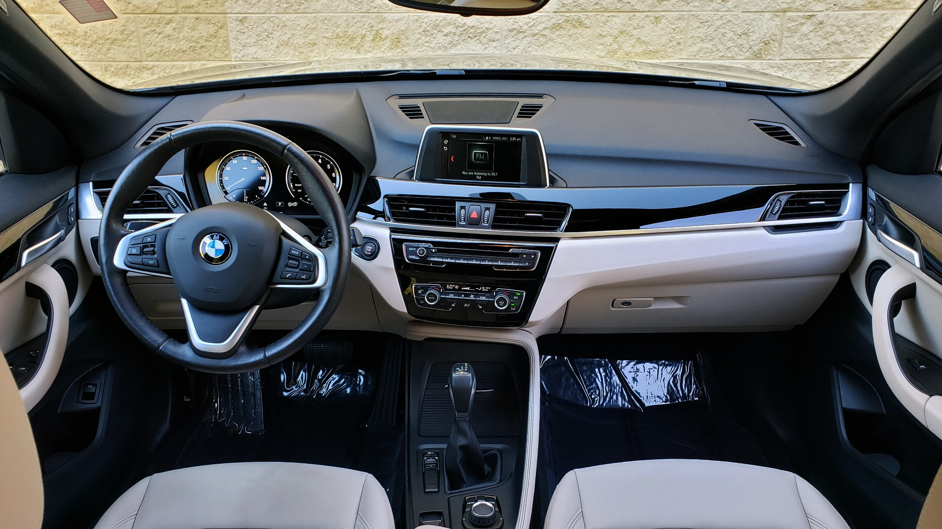 Used 2018 BMW X1 SDRIVE28I / HEATED SEATS / 4-CYL / 8-SPD AUTO / REARVIEW for sale Sold at Formula Imports in Charlotte NC 28227 82