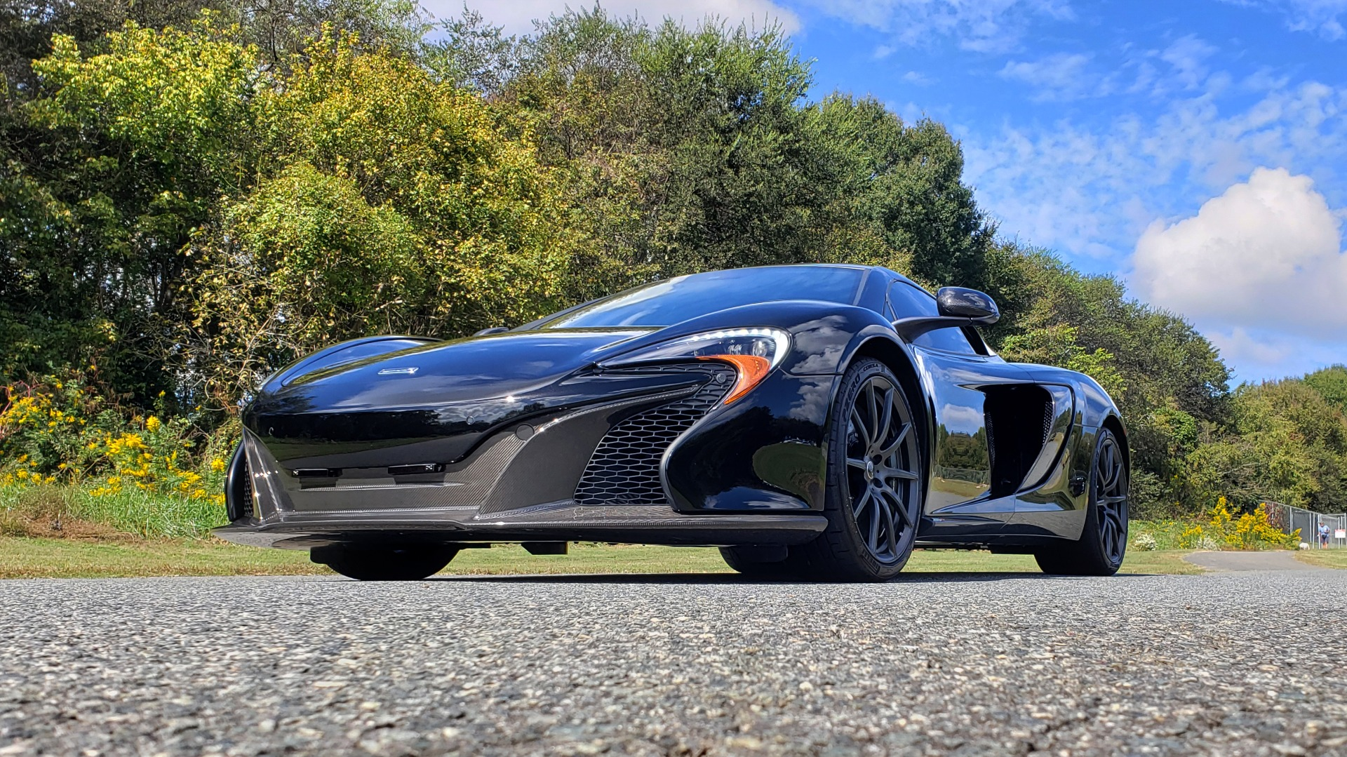 Used 2016 McLaren 650S SPIDER / 641HP / PARK SENSORS / LOW MILES / 1-OWNER for sale Sold at Formula Imports in Charlotte NC 28227 2