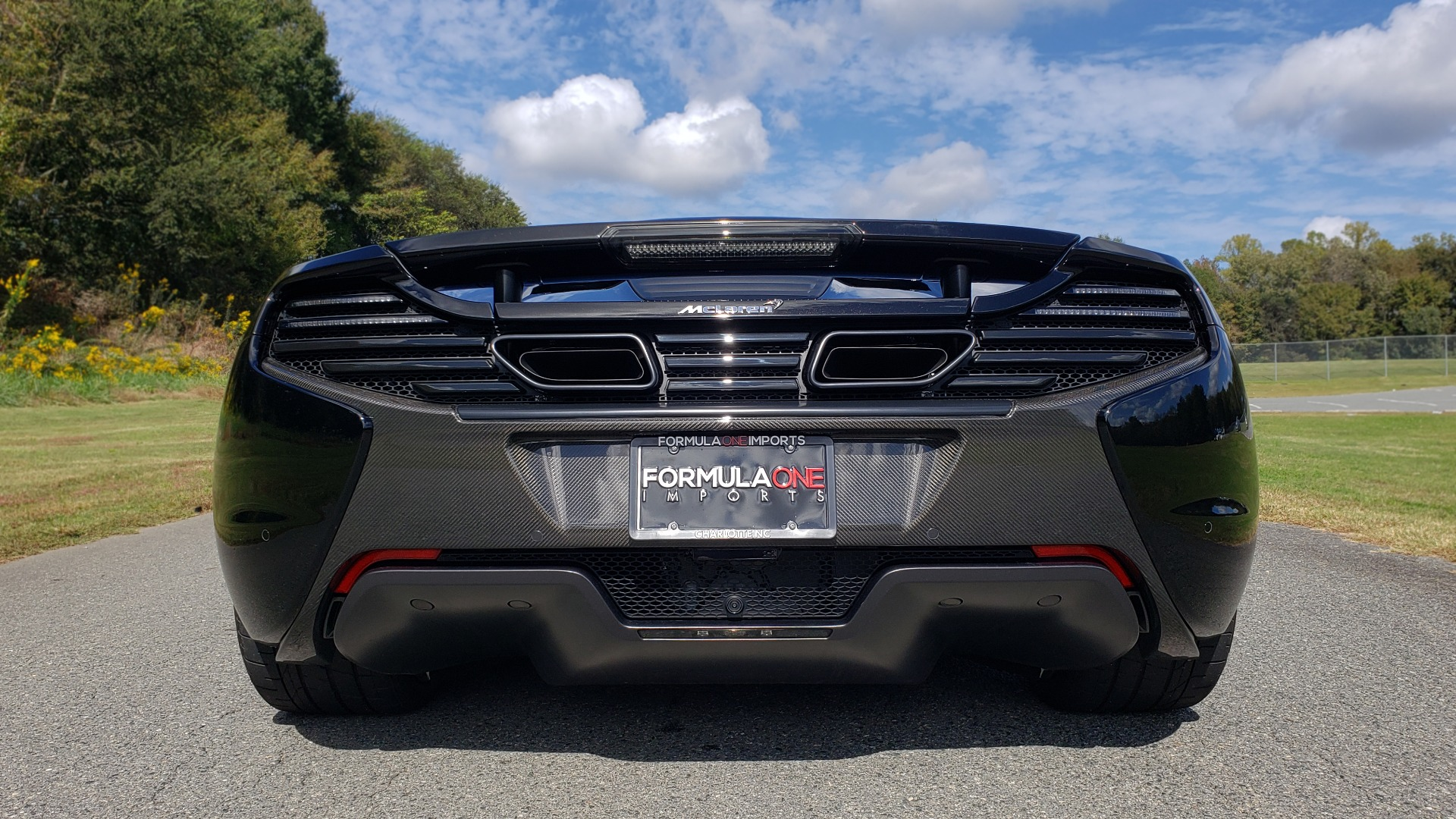 Used 2016 McLaren 650S SPIDER / 641HP / PARK SENSORS / LOW MILES / 1-OWNER for sale Sold at Formula Imports in Charlotte NC 28227 24