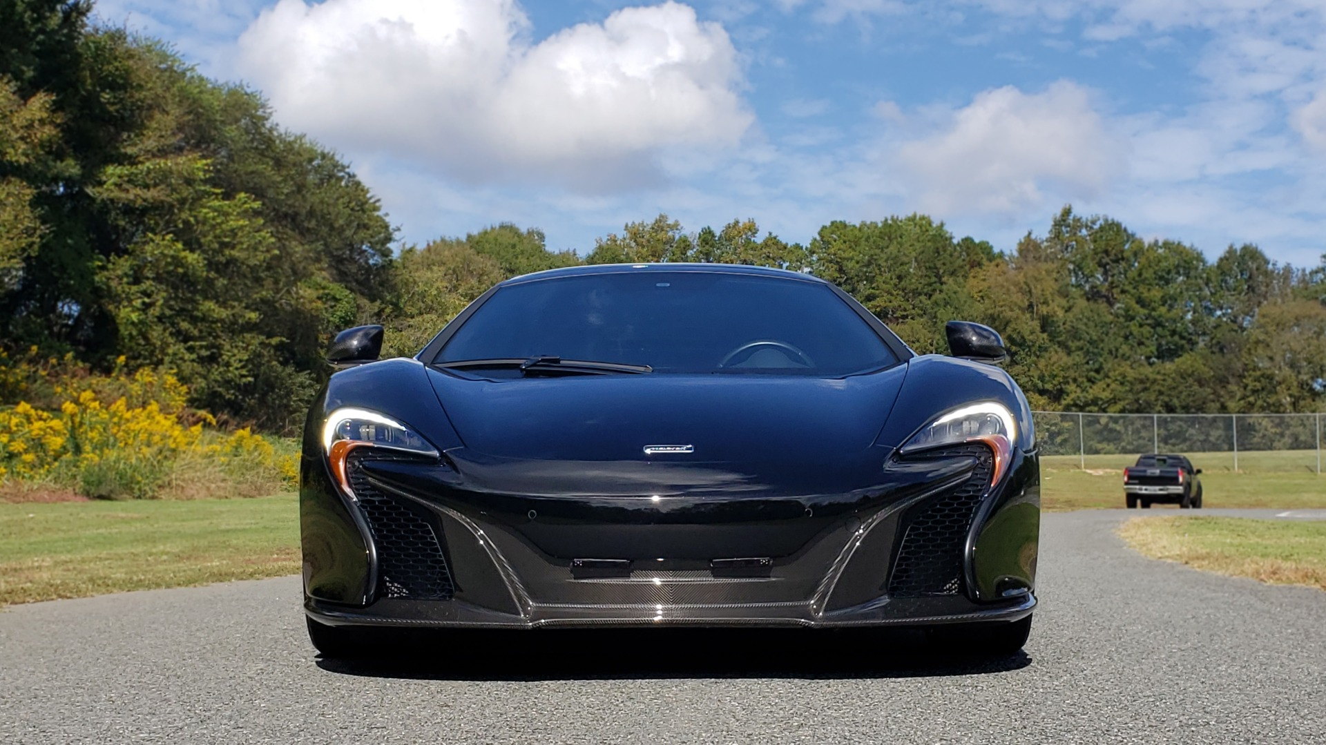 Used 2016 McLaren 650S SPIDER / 641HP / PARK SENSORS / LOW MILES / 1-OWNER for sale Sold at Formula Imports in Charlotte NC 28227 25