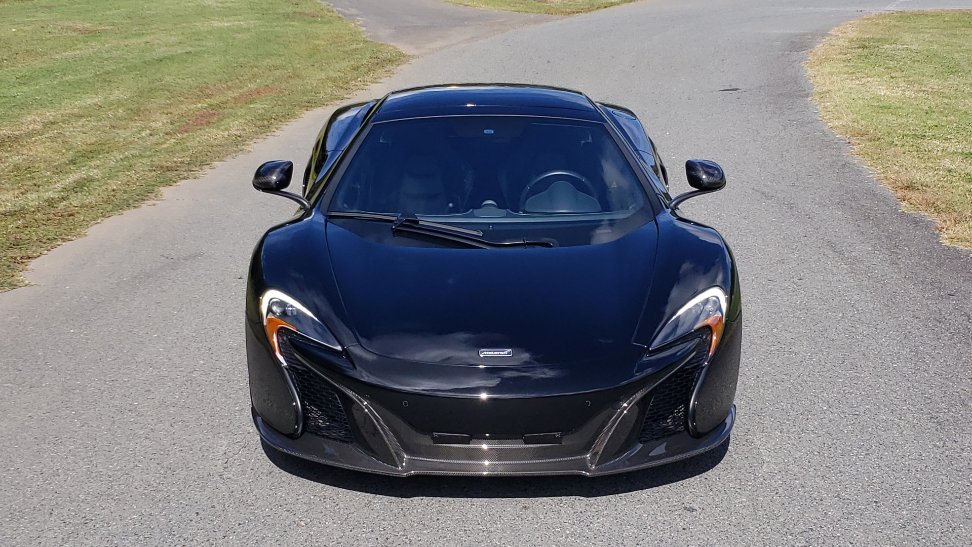 Used 2016 McLaren 650S SPIDER / 641HP / PARK SENSORS / LOW MILES / 1-OWNER for sale Sold at Formula Imports in Charlotte NC 28227 26