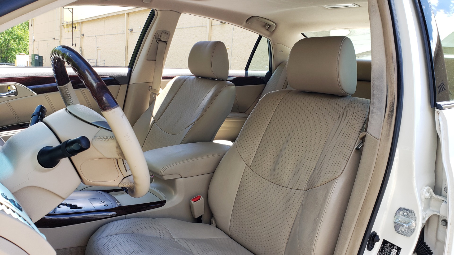 Used 2008 Toyota AVALON LIMITED V6 / FWD / SUNROOF / DYN RADAR CRUISE / BRAKE ASST for sale Sold at Formula Imports in Charlotte NC 28227 31