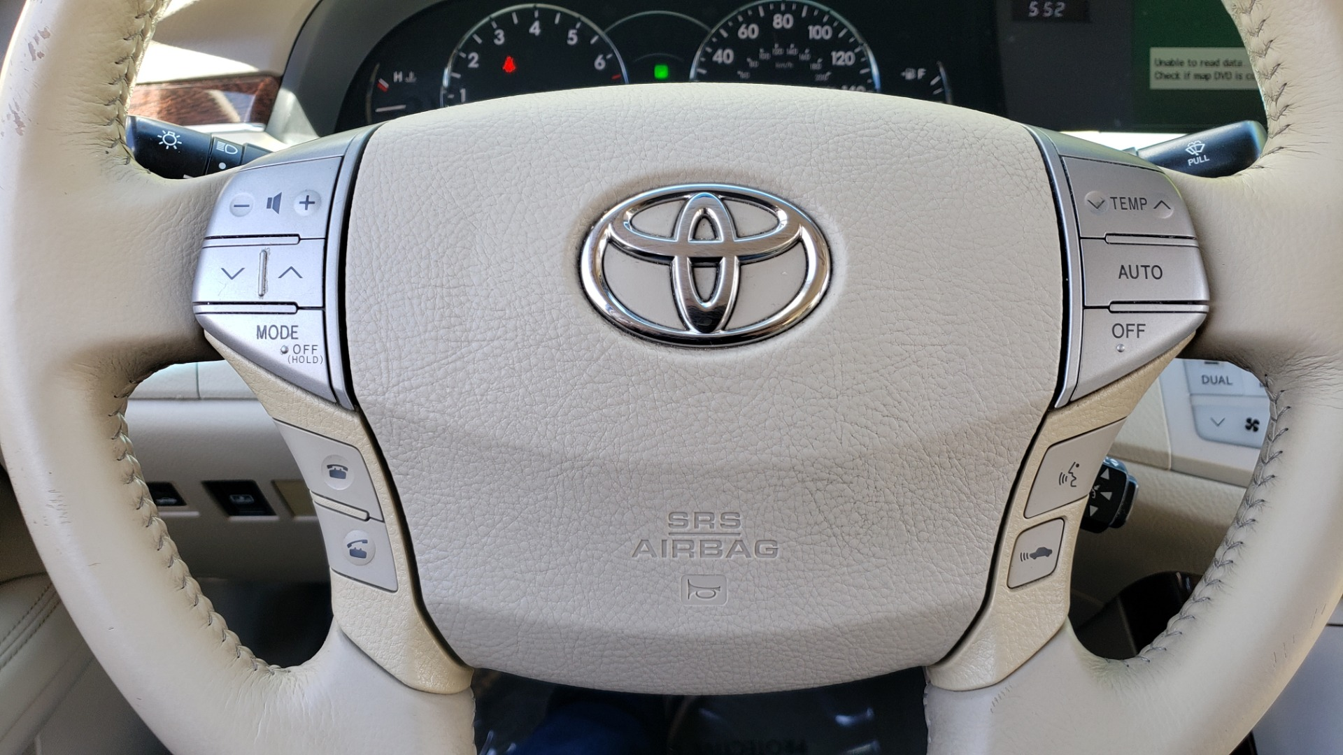 Used 2008 Toyota AVALON LIMITED V6 / FWD / SUNROOF / DYN RADAR CRUISE / BRAKE ASST for sale Sold at Formula Imports in Charlotte NC 28227 35