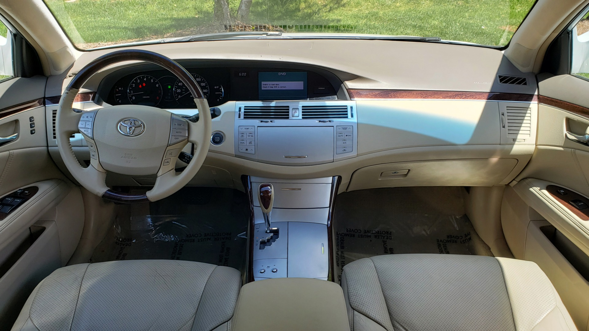Used 2008 Toyota AVALON LIMITED V6 / FWD / SUNROOF / DYN RADAR CRUISE / BRAKE ASST for sale Sold at Formula Imports in Charlotte NC 28227 74