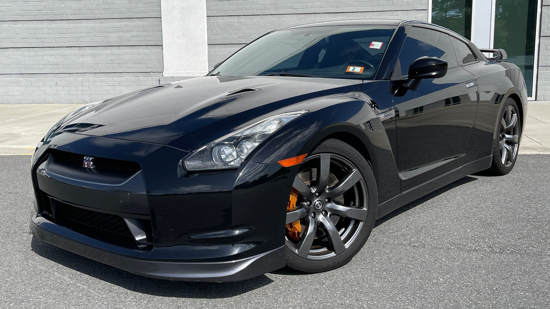 Used 2009 Nissan GT-R PREMIUM COUPE / AWD / TT 3.8L V6 / NAV / BOSE / BREMBO for sale $57,995 at Formula Imports in Charlotte NC 28227 1