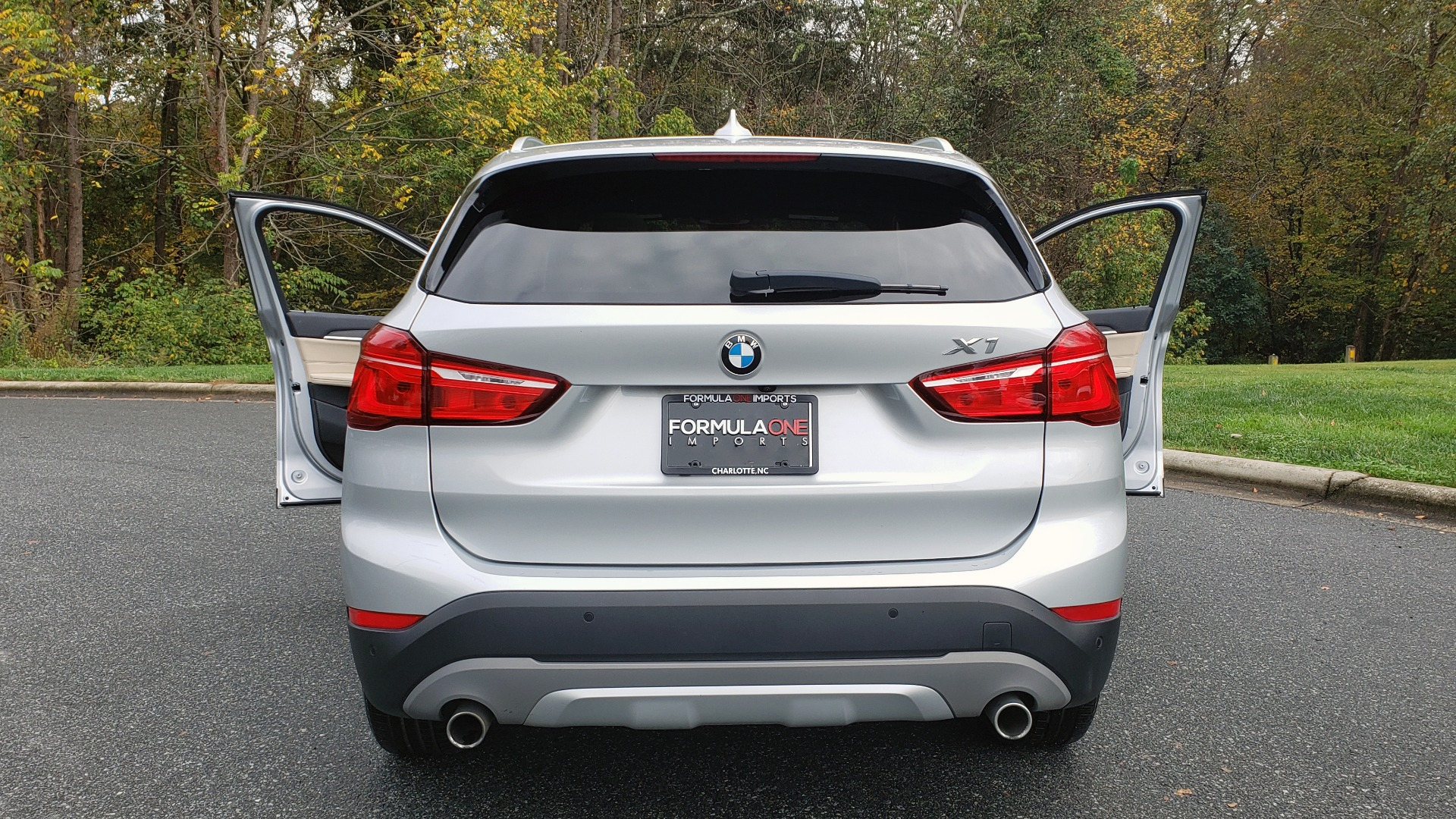 Used 2017 BMW X1 XDRIVE28I / TECH / CLD WTHR / DRVR ASST PLUS / REARVIEW for sale Sold at Formula Imports in Charlotte NC 28227 26