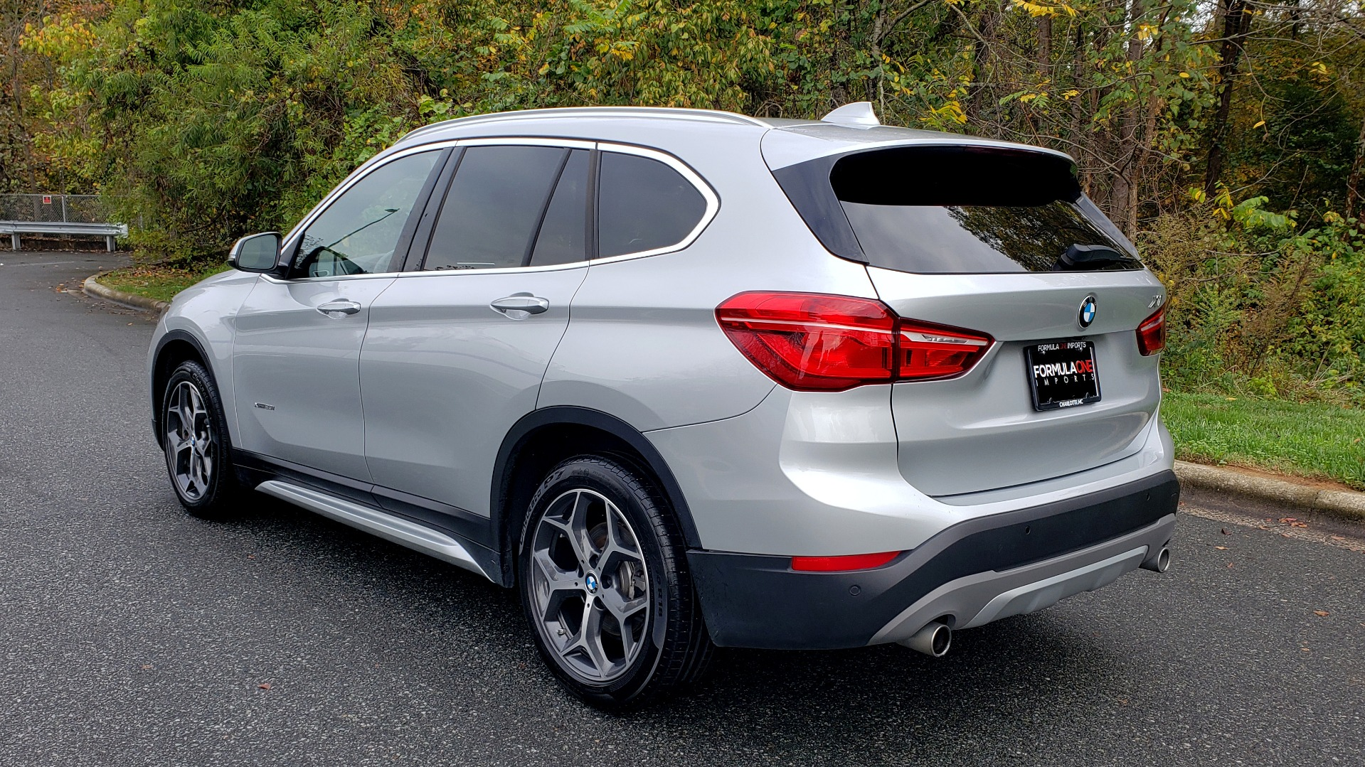 Used 2017 BMW X1 XDRIVE28I / TECH / CLD WTHR / DRVR ASST PLUS / REARVIEW for sale Sold at Formula Imports in Charlotte NC 28227 3