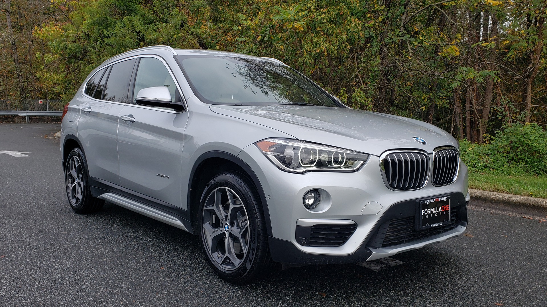 Used 2017 BMW X1 XDRIVE28I / TECH / CLD WTHR / DRVR ASST PLUS / REARVIEW for sale Sold at Formula Imports in Charlotte NC 28227 4