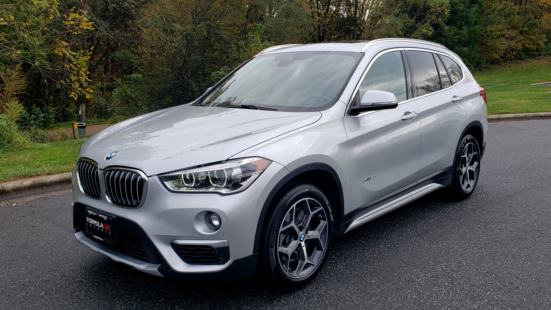 Used 2017 BMW X1 XDRIVE28I / TECH / CLD WTHR / DRVR ASST PLUS / REARVIEW for sale Sold at Formula Imports in Charlotte NC 28227 1