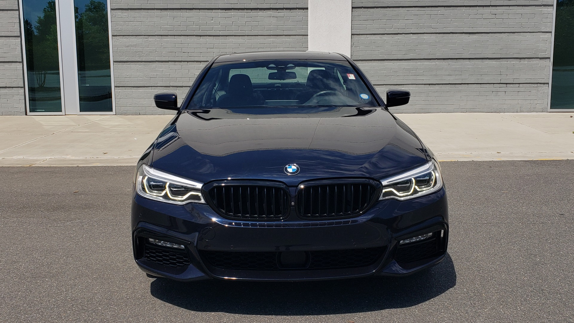 Used 2017 BMW 5 SERIES 540I XDRIVE M-SPORT / PREMIUM / DRVR ASST PLUS / CLD WTHR / LUXURY for sale Sold at Formula Imports in Charlotte NC 28227 22