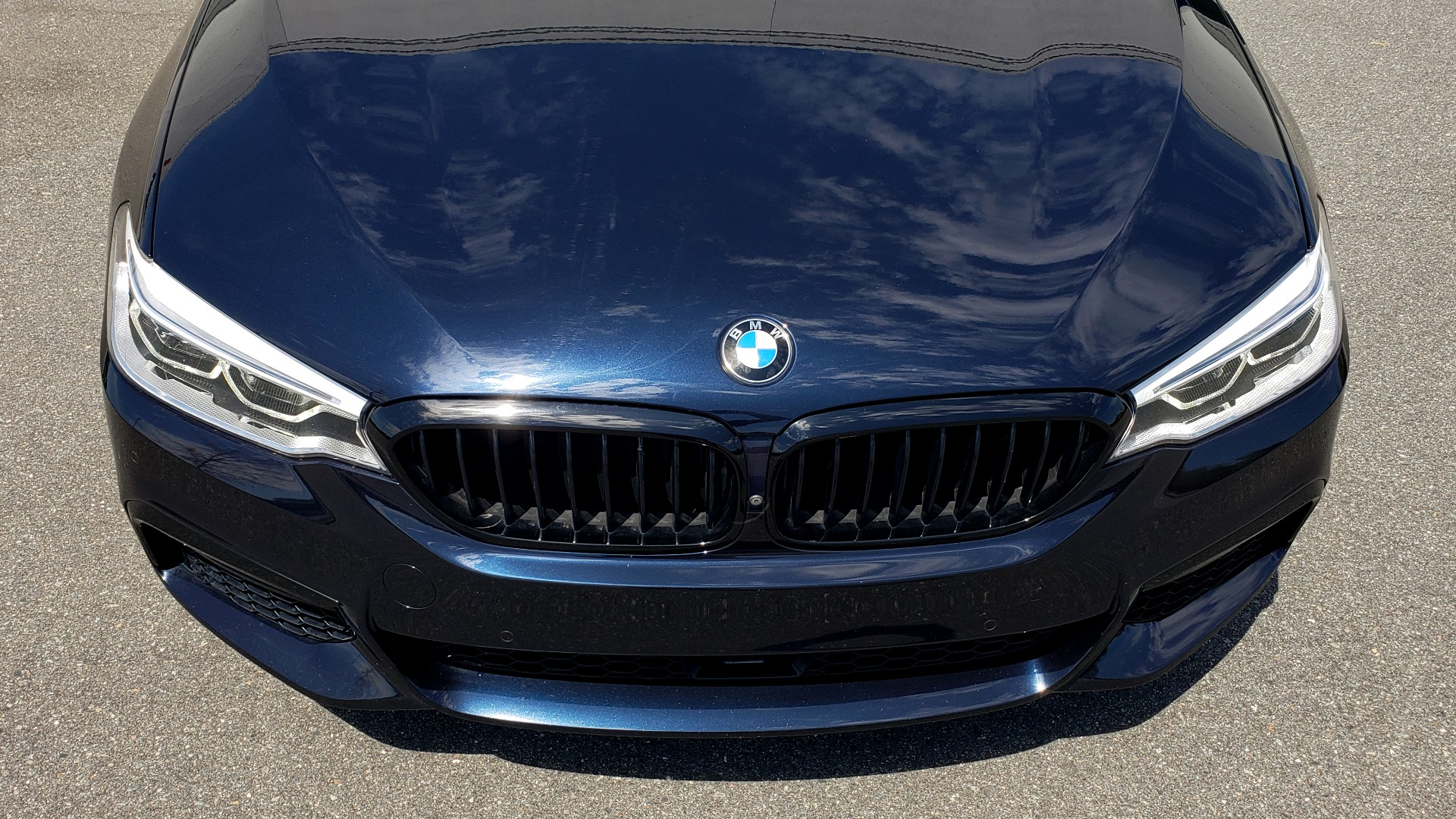 Used 2017 BMW 5 SERIES 540I XDRIVE M-SPORT / PREMIUM / DRVR ASST PLUS / CLD WTHR / LUXURY for sale Sold at Formula Imports in Charlotte NC 28227 26