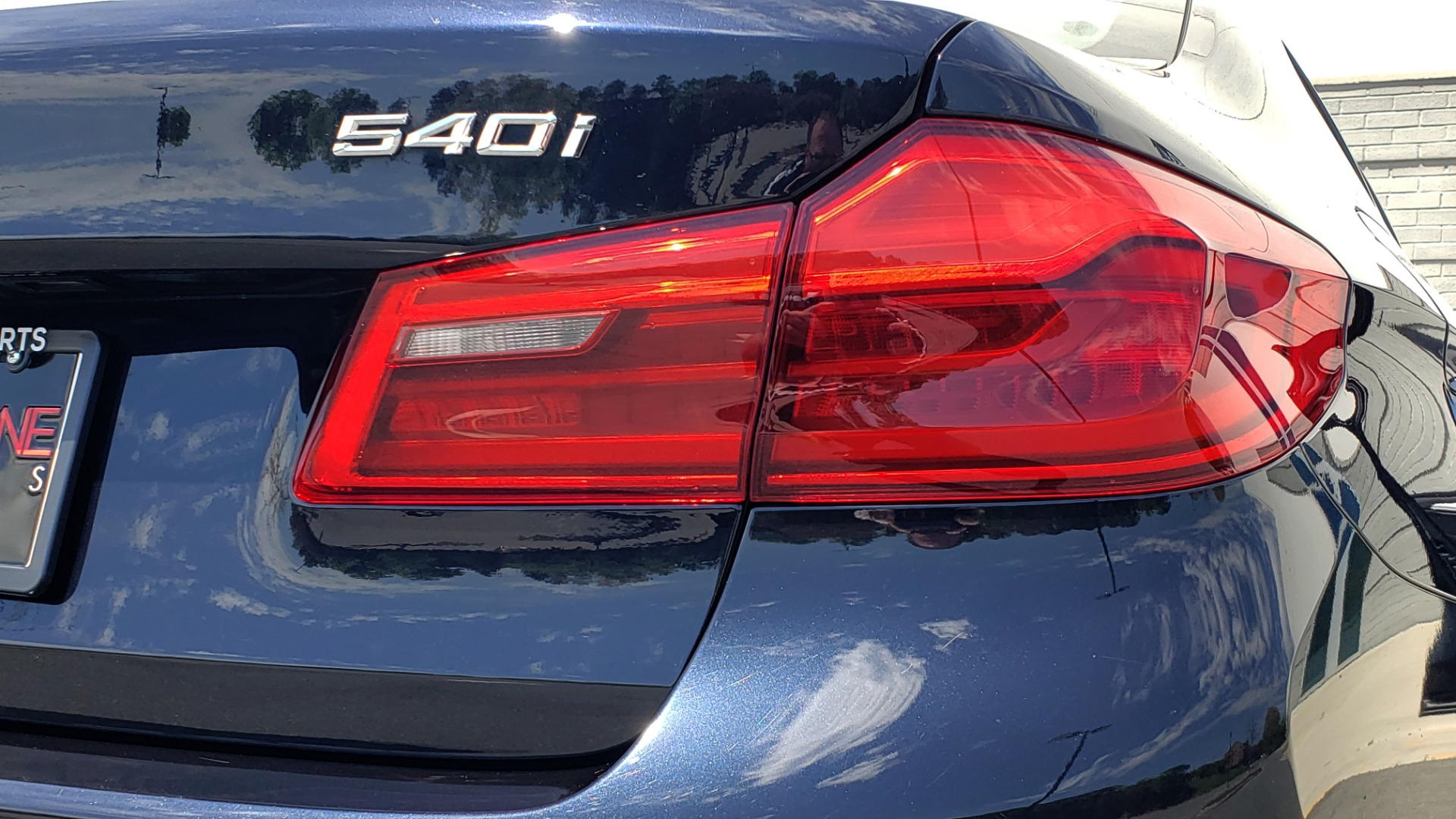 Used 2017 BMW 5 SERIES 540I XDRIVE M-SPORT / PREMIUM / DRVR ASST PLUS / CLD WTHR / LUXURY for sale Sold at Formula Imports in Charlotte NC 28227 31