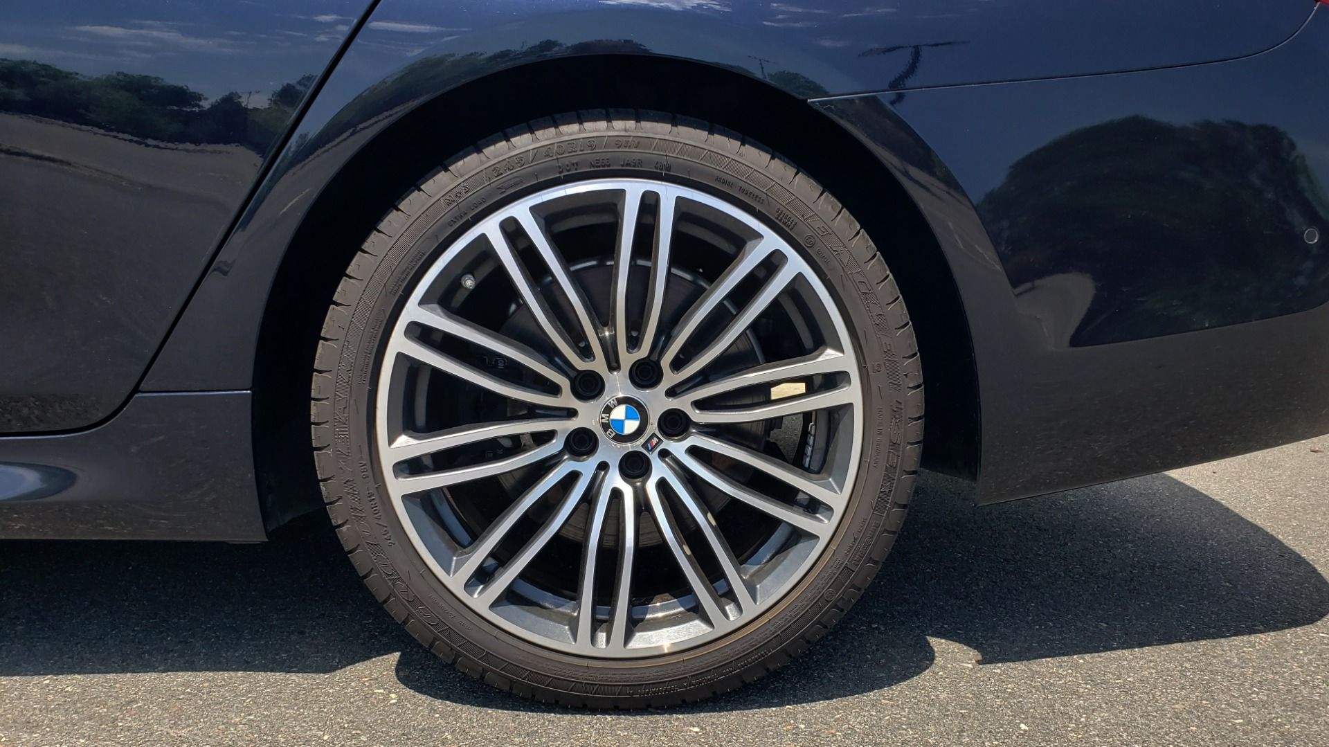 Used 2017 BMW 5 SERIES 540I XDRIVE M-SPORT / PREMIUM / DRVR ASST PLUS / CLD WTHR / LUXURY for sale Sold at Formula Imports in Charlotte NC 28227 78