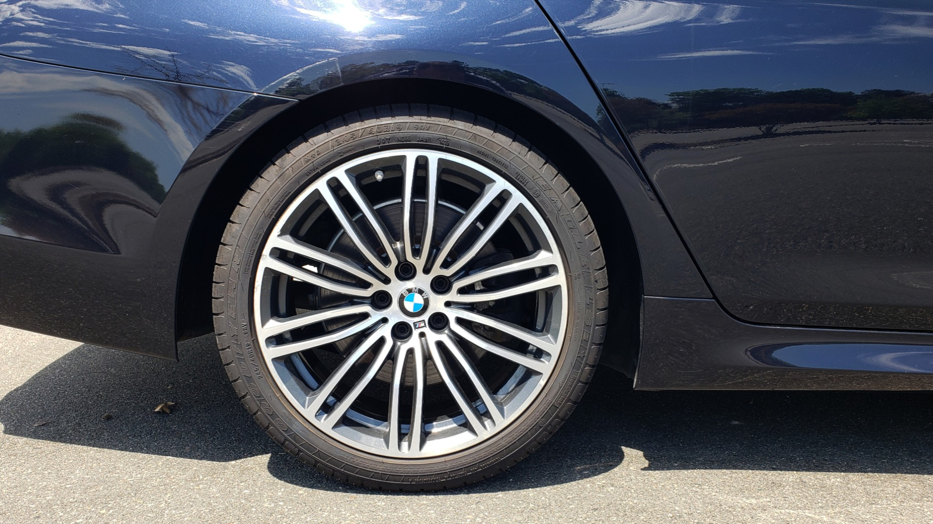 Used 2017 BMW 5 SERIES 540I XDRIVE M-SPORT / PREMIUM / DRVR ASST PLUS / CLD WTHR / LUXURY for sale Sold at Formula Imports in Charlotte NC 28227 79