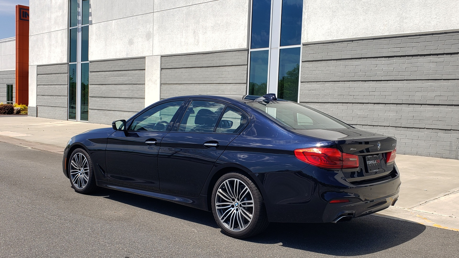 Used 2017 BMW 5 SERIES 540I XDRIVE M-SPORT / PREMIUM / DRVR ASST PLUS / CLD WTHR / LUXURY for sale Sold at Formula Imports in Charlotte NC 28227 8