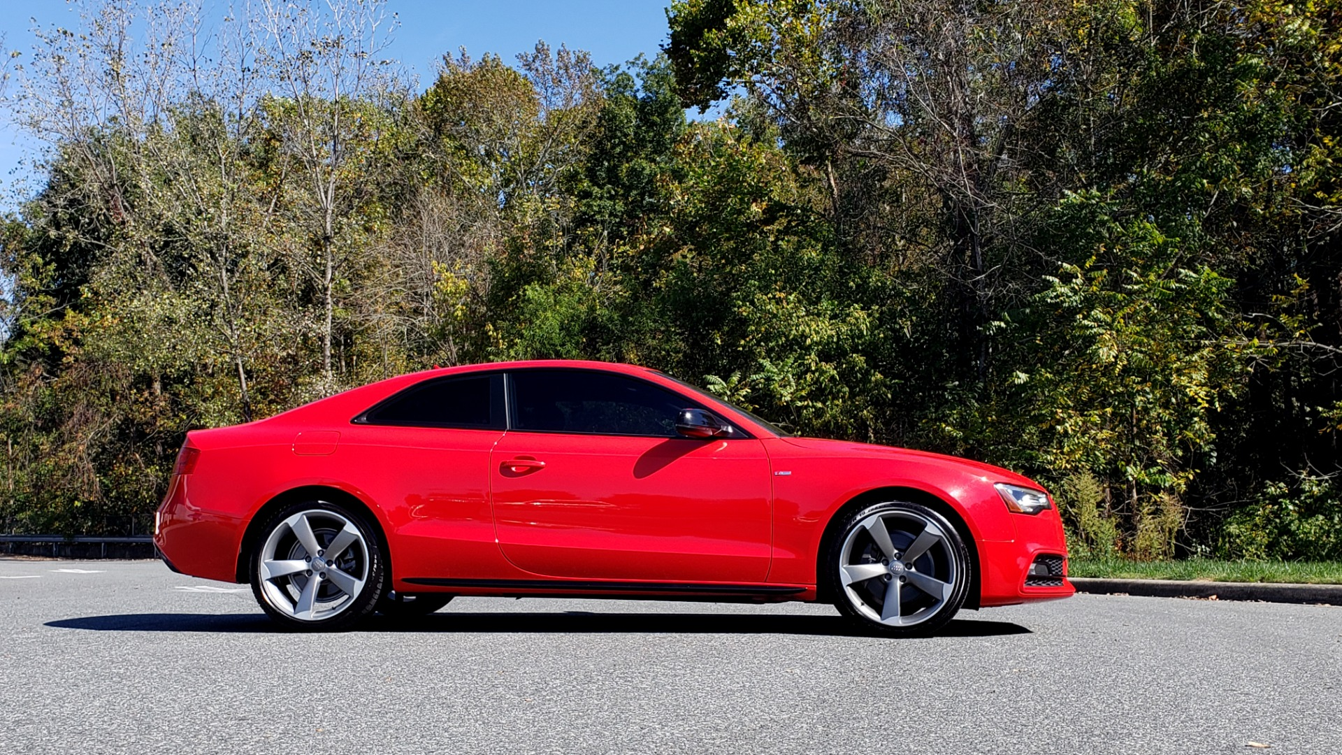 Used 2015 Audi A5 PREMIUM PLUS 2.0T / SPORT PLUS / S-LINE / SUNROOF / REARVIEW for sale $21,695 at Formula Imports in Charlotte NC 28227 11