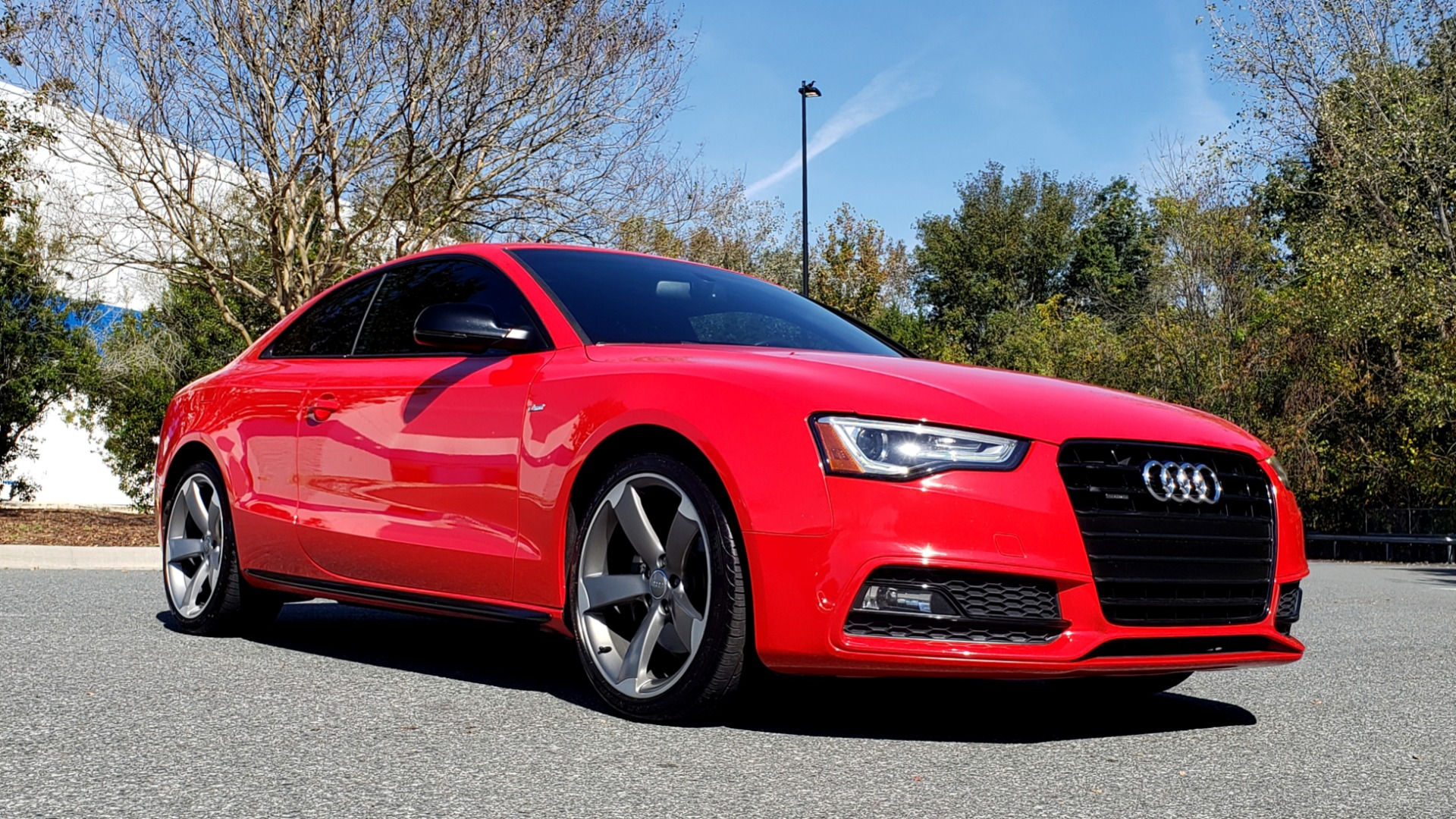 Used 2015 Audi A5 PREMIUM PLUS 2.0T / SPORT PLUS / S-LINE / SUNROOF / REARVIEW for sale $21,695 at Formula Imports in Charlotte NC 28227 12