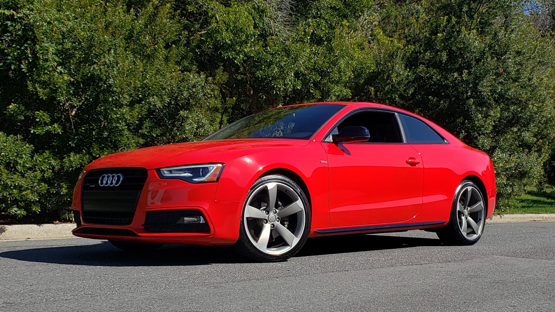 Used 2015 Audi A5 PREMIUM PLUS 2.0T / SPORT PLUS / S-LINE / SUNROOF / REARVIEW for sale $21,695 at Formula Imports in Charlotte NC 28227 2