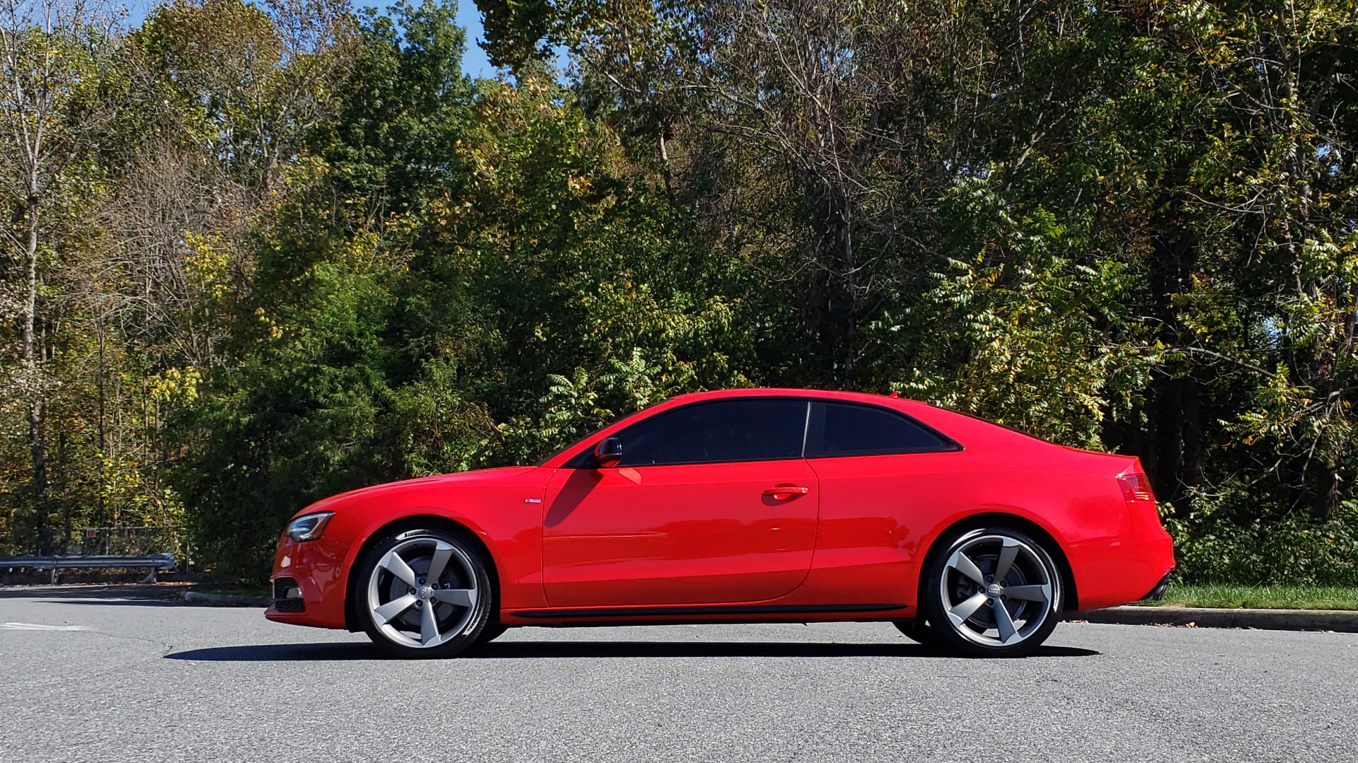Used 2015 Audi A5 PREMIUM PLUS 2.0T / SPORT PLUS / S-LINE / SUNROOF / REARVIEW for sale $21,695 at Formula Imports in Charlotte NC 28227 3