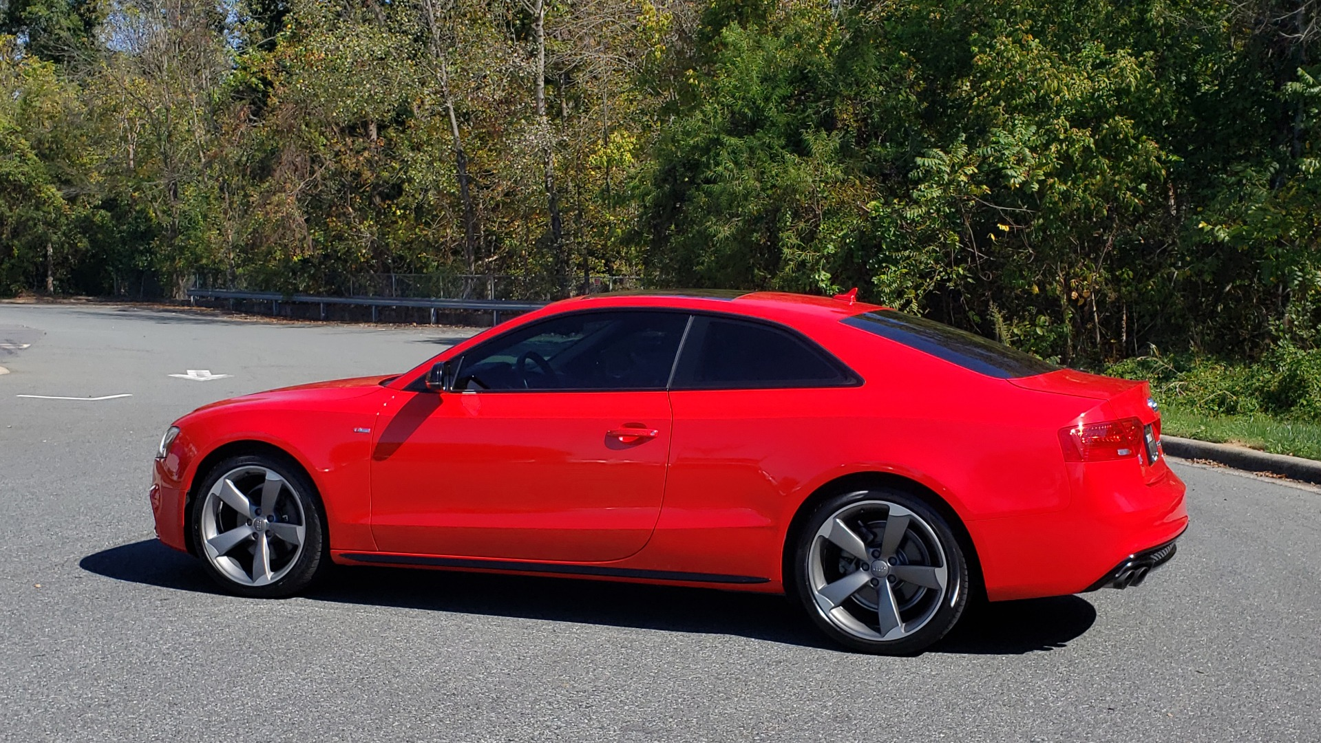 Used 2015 Audi A5 PREMIUM PLUS 2.0T / SPORT PLUS / S-LINE / SUNROOF / REARVIEW for sale $21,695 at Formula Imports in Charlotte NC 28227 4