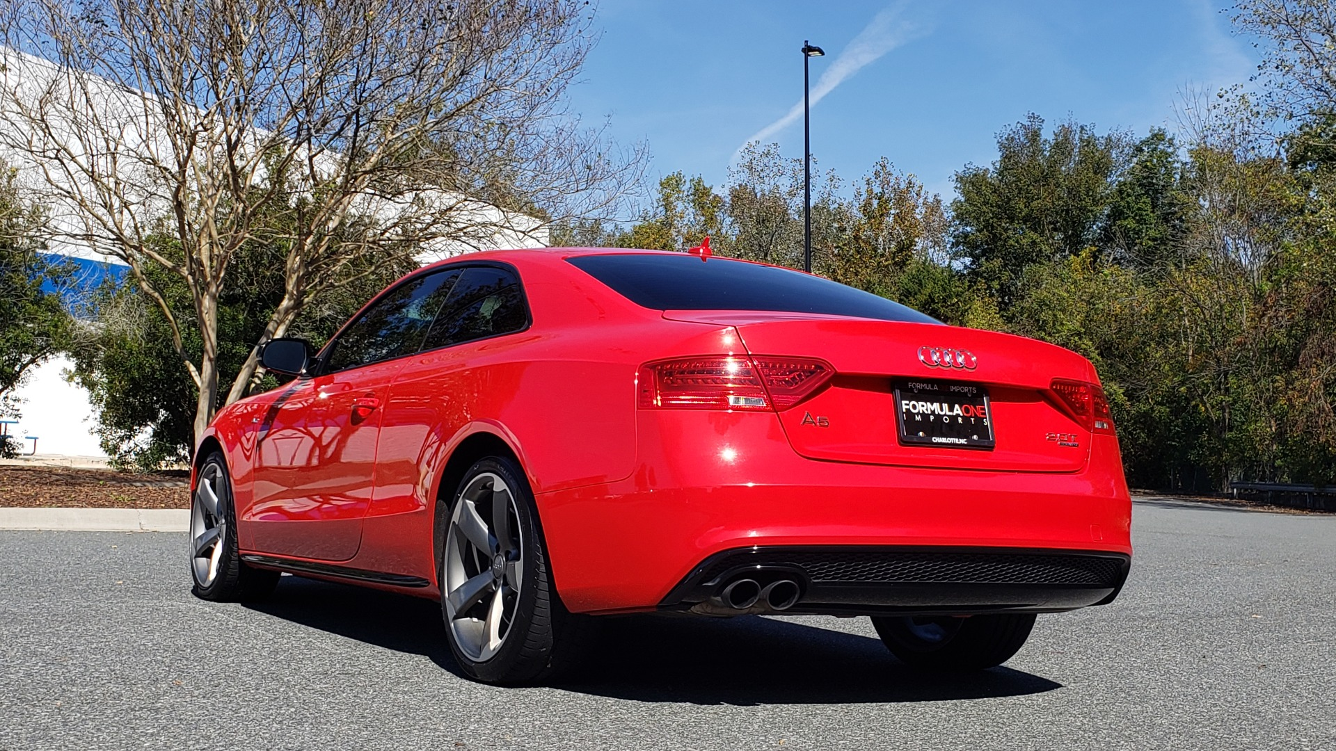 Used 2015 Audi A5 PREMIUM PLUS 2.0T / SPORT PLUS / S-LINE / SUNROOF / REARVIEW for sale $21,695 at Formula Imports in Charlotte NC 28227 5