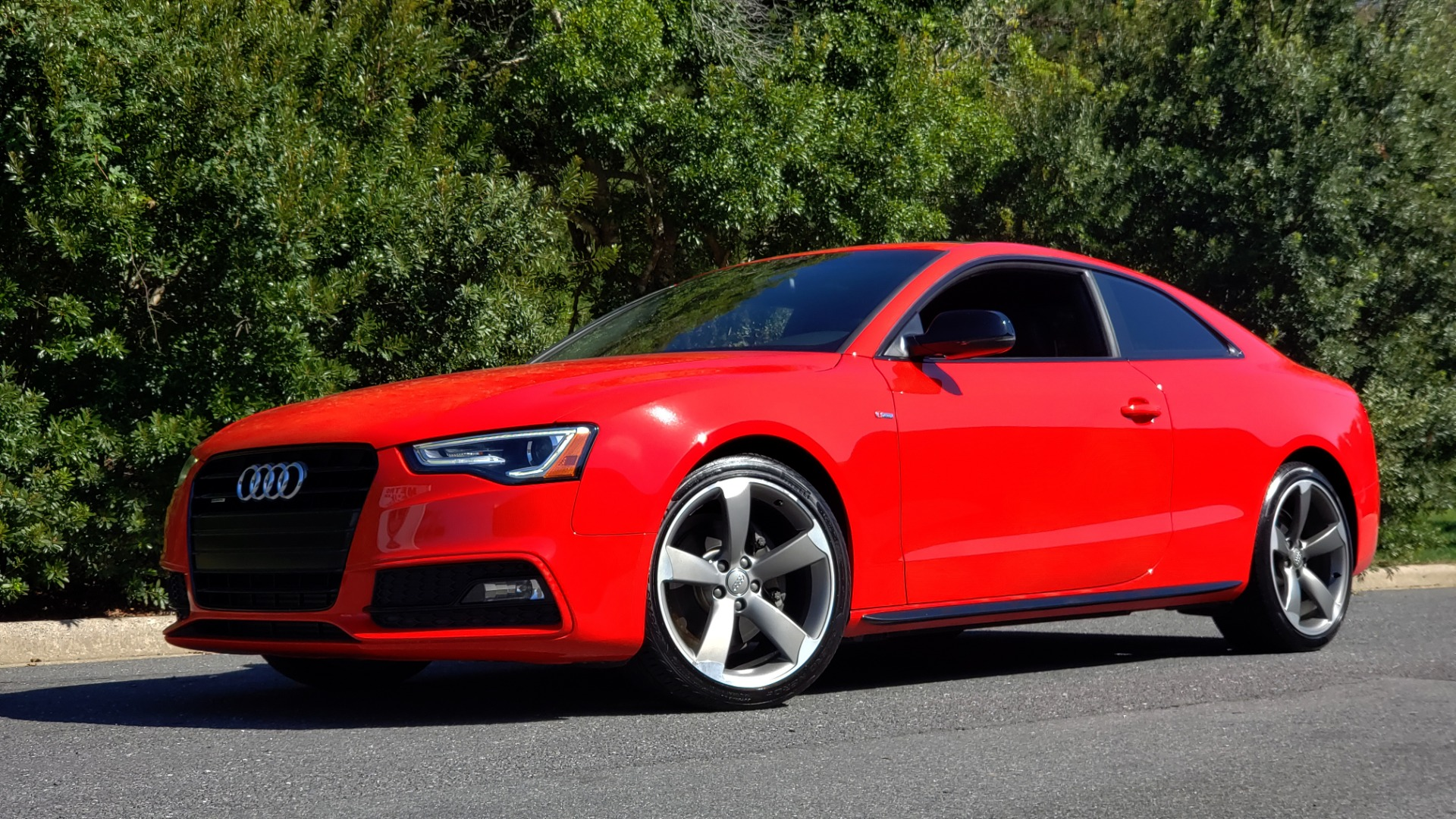Used 2015 Audi A5 PREMIUM PLUS 2.0T / SPORT PLUS / S-LINE / SUNROOF / REARVIEW for sale $21,695 at Formula Imports in Charlotte NC 28227 1