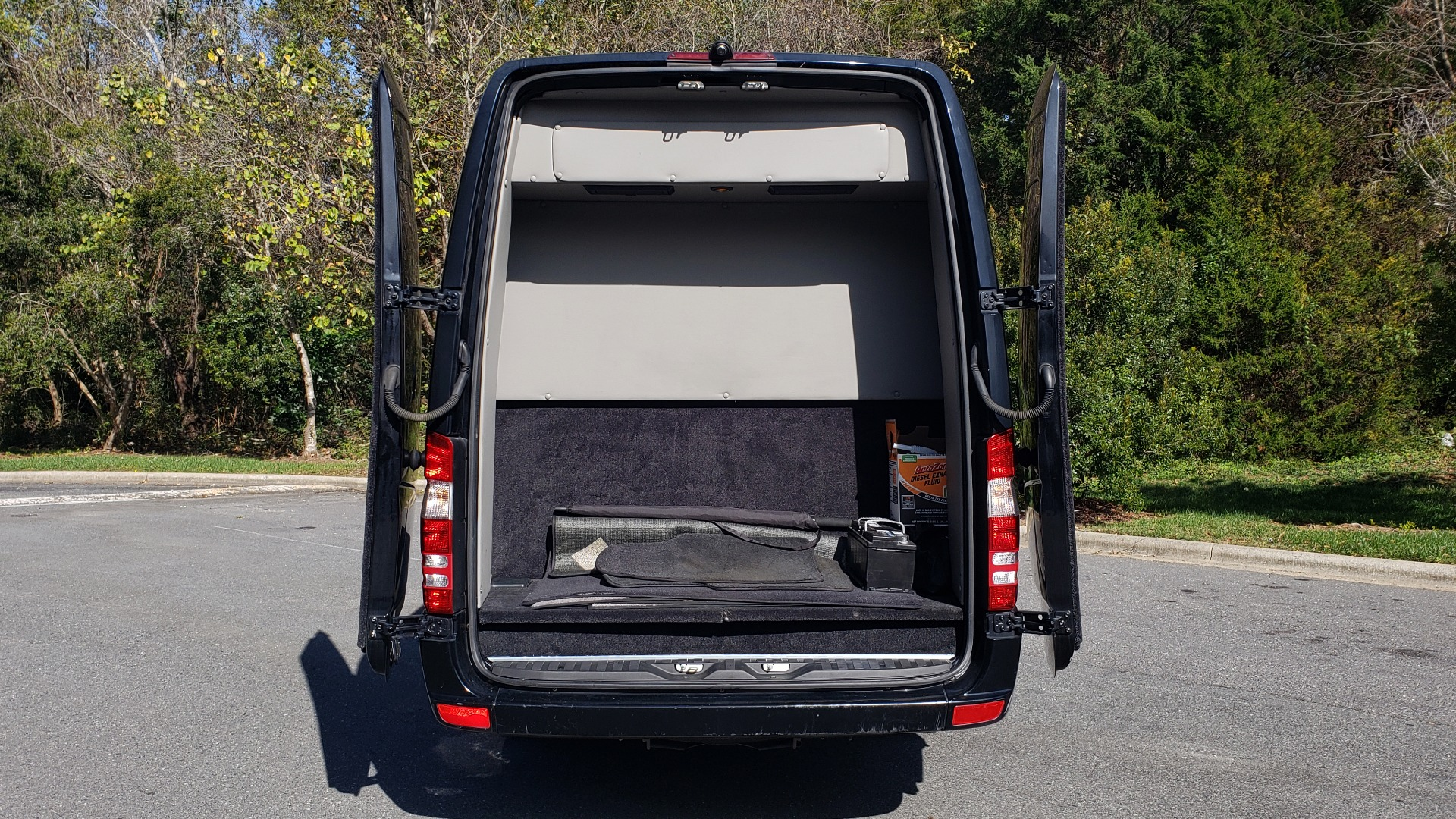 Used 2013 Mercedes-Benz SPRINTER CARGO VAN EXT / OFFICE ON WHEELS / FLT SCREEN TV / LOUNGE for sale Sold at Formula Imports in Charlotte NC 28227 19