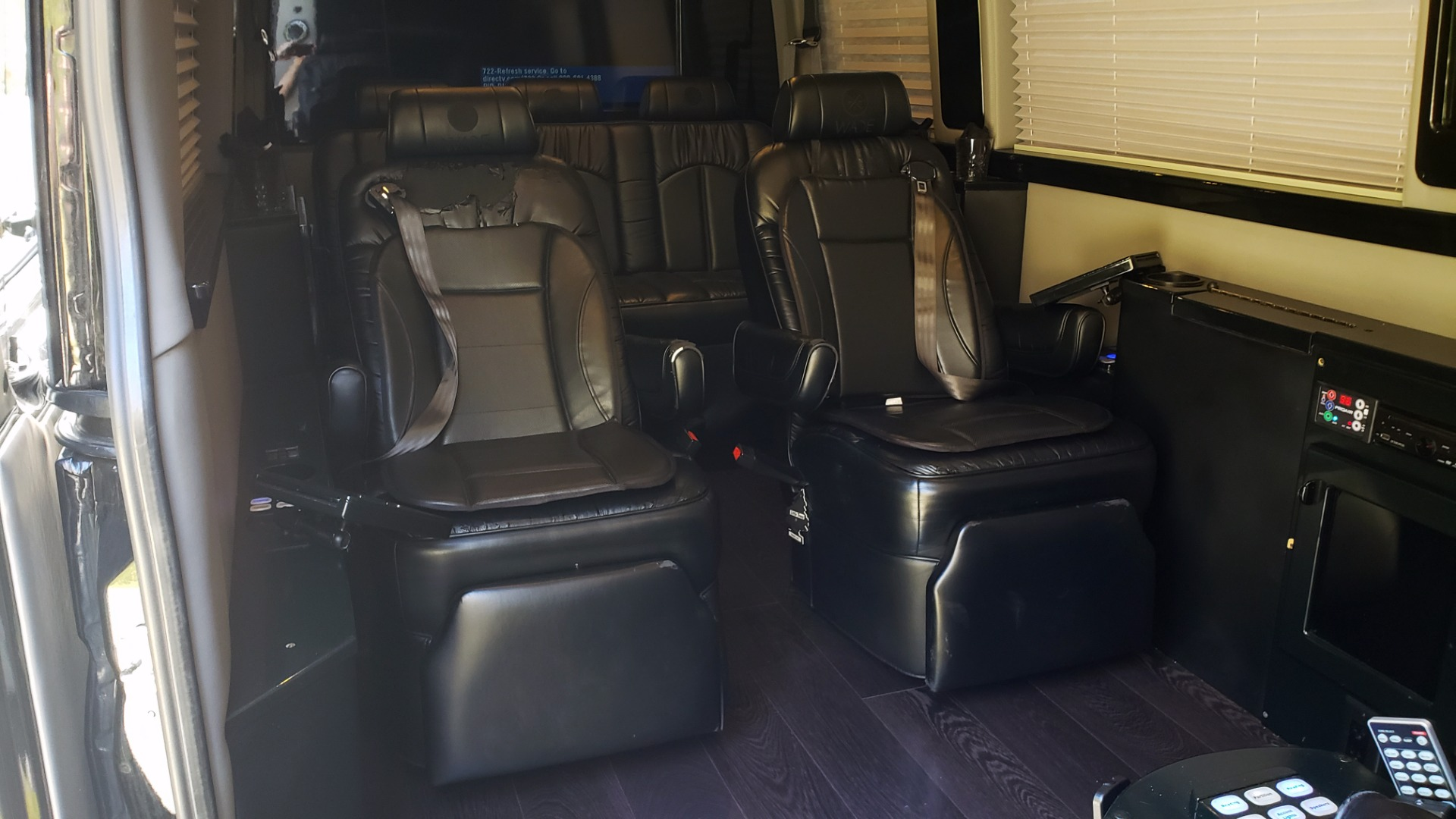 Used 2013 Mercedes-Benz SPRINTER CARGO VAN EXT / OFFICE ON WHEELS / FLT SCREEN TV / LOUNGE for sale Sold at Formula Imports in Charlotte NC 28227 40