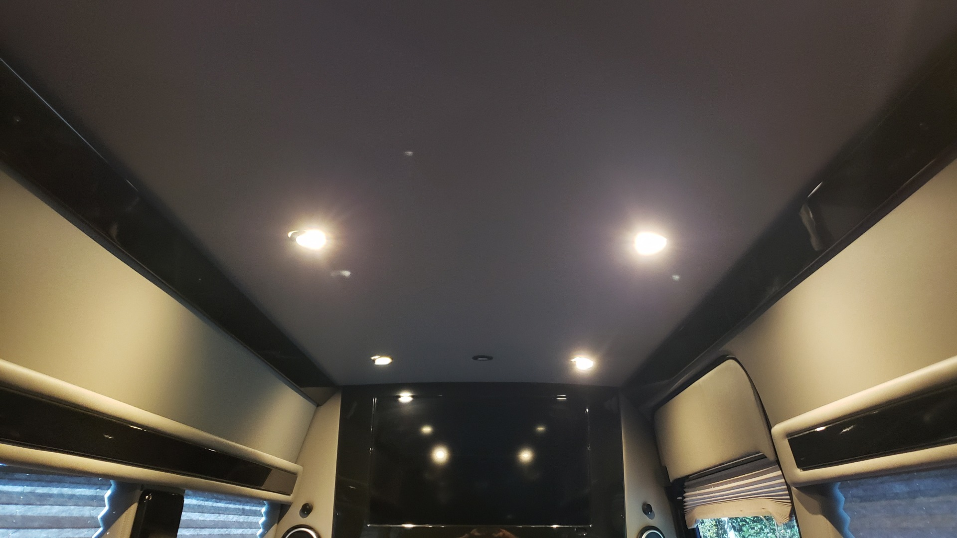 Used 2013 Mercedes-Benz SPRINTER CARGO VAN EXT / OFFICE ON WHEELS / FLT SCREEN TV / LOUNGE for sale Sold at Formula Imports in Charlotte NC 28227 53