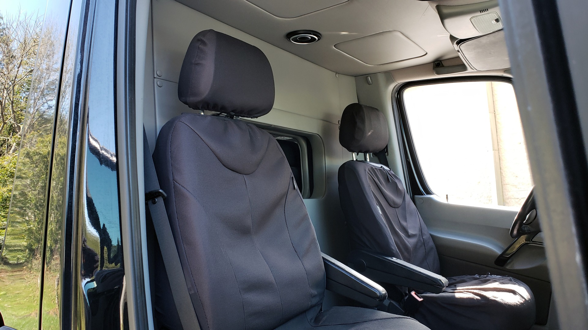 Used 2013 Mercedes-Benz SPRINTER CARGO VAN EXT / OFFICE ON WHEELS / FLT SCREEN TV / LOUNGE for sale Sold at Formula Imports in Charlotte NC 28227 67