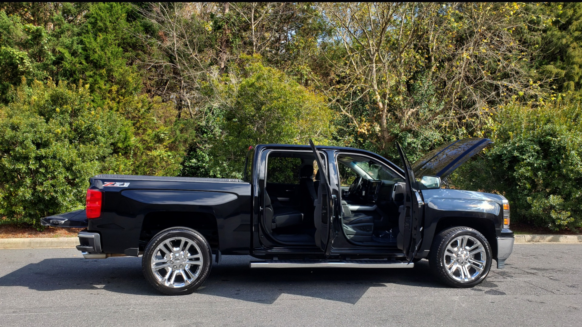 Used 2014 Chevrolet SILVERADO 1500 CREWCAB / LTZ PLUS PKG / 4WD / 2LZ / NAV / BOSE / REARVIEW for sale Sold at Formula Imports in Charlotte NC 28227 10