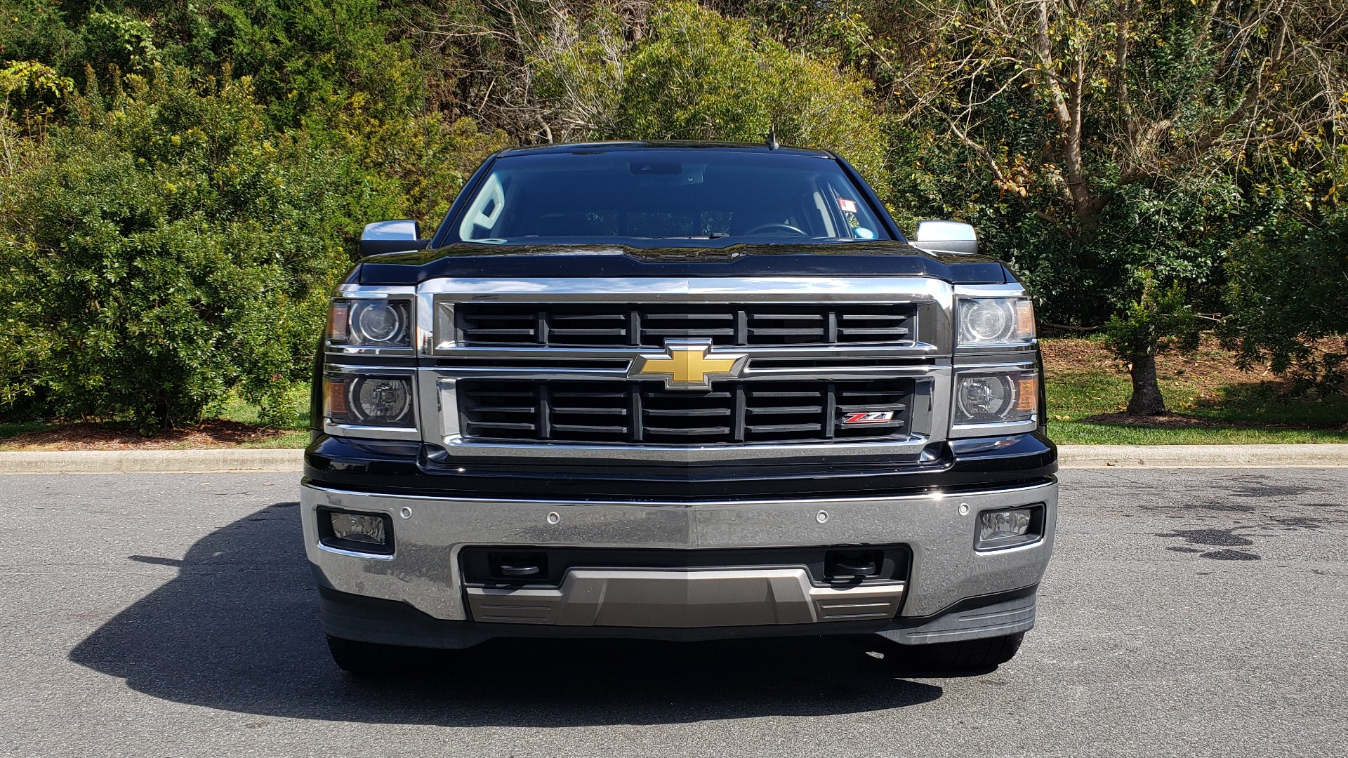 Used 2014 Chevrolet SILVERADO 1500 CREWCAB / LTZ PLUS PKG / 4WD / 2LZ / NAV / BOSE / REARVIEW for sale Sold at Formula Imports in Charlotte NC 28227 15