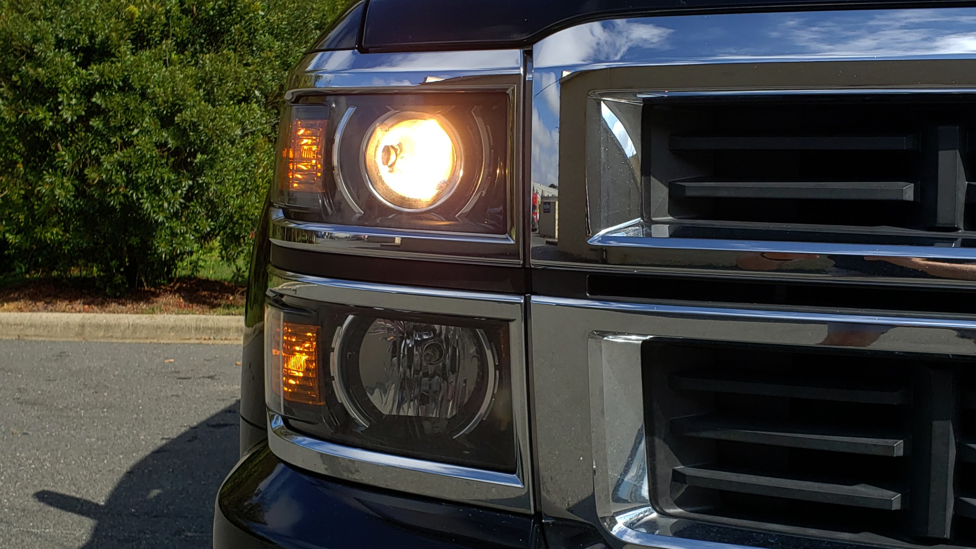 Used 2014 Chevrolet SILVERADO 1500 CREWCAB / LTZ PLUS PKG / 4WD / 2LZ / NAV / BOSE / REARVIEW for sale Sold at Formula Imports in Charlotte NC 28227 16