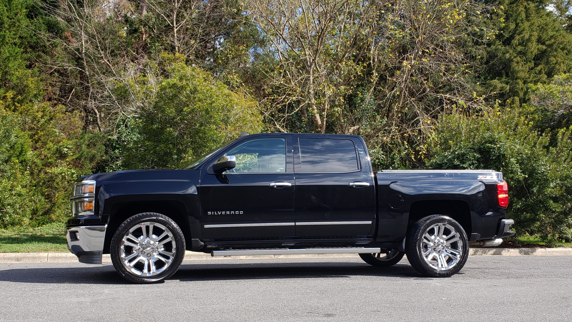Used 2014 Chevrolet SILVERADO 1500 CREWCAB / LTZ PLUS PKG / 4WD / 2LZ / NAV / BOSE / REARVIEW for sale Sold at Formula Imports in Charlotte NC 28227 2