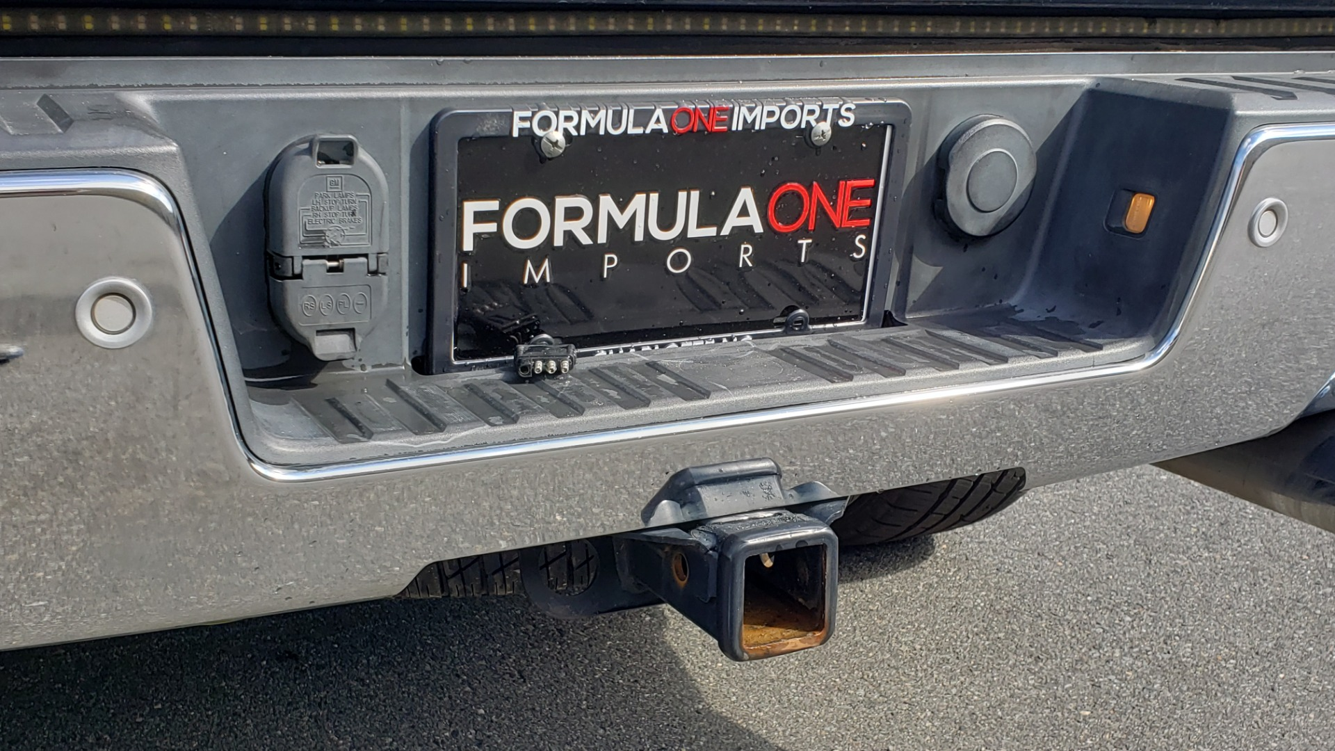 Used 2014 Chevrolet SILVERADO 1500 CREWCAB / LTZ PLUS PKG / 4WD / 2LZ / NAV / BOSE / REARVIEW for sale Sold at Formula Imports in Charlotte NC 28227 27