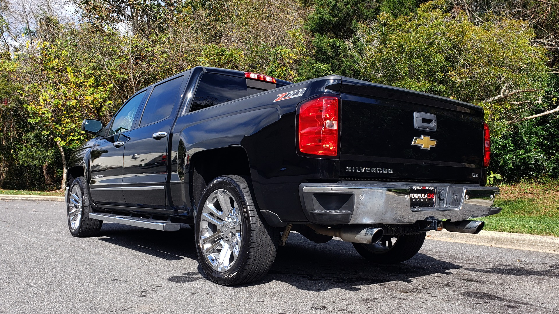 Used 2014 Chevrolet SILVERADO 1500 CREWCAB / LTZ PLUS PKG / 4WD / 2LZ / NAV / BOSE / REARVIEW for sale Sold at Formula Imports in Charlotte NC 28227 3