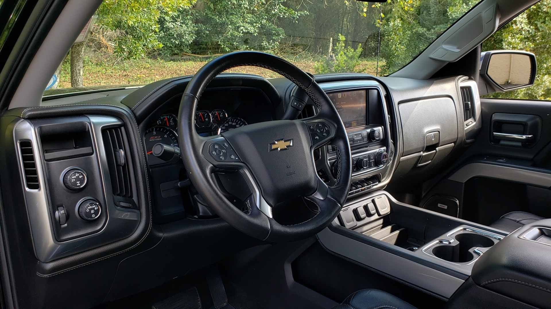 Used 2014 Chevrolet SILVERADO 1500 CREWCAB / LTZ PLUS PKG / 4WD / 2LZ / NAV / BOSE / REARVIEW for sale Sold at Formula Imports in Charlotte NC 28227 41