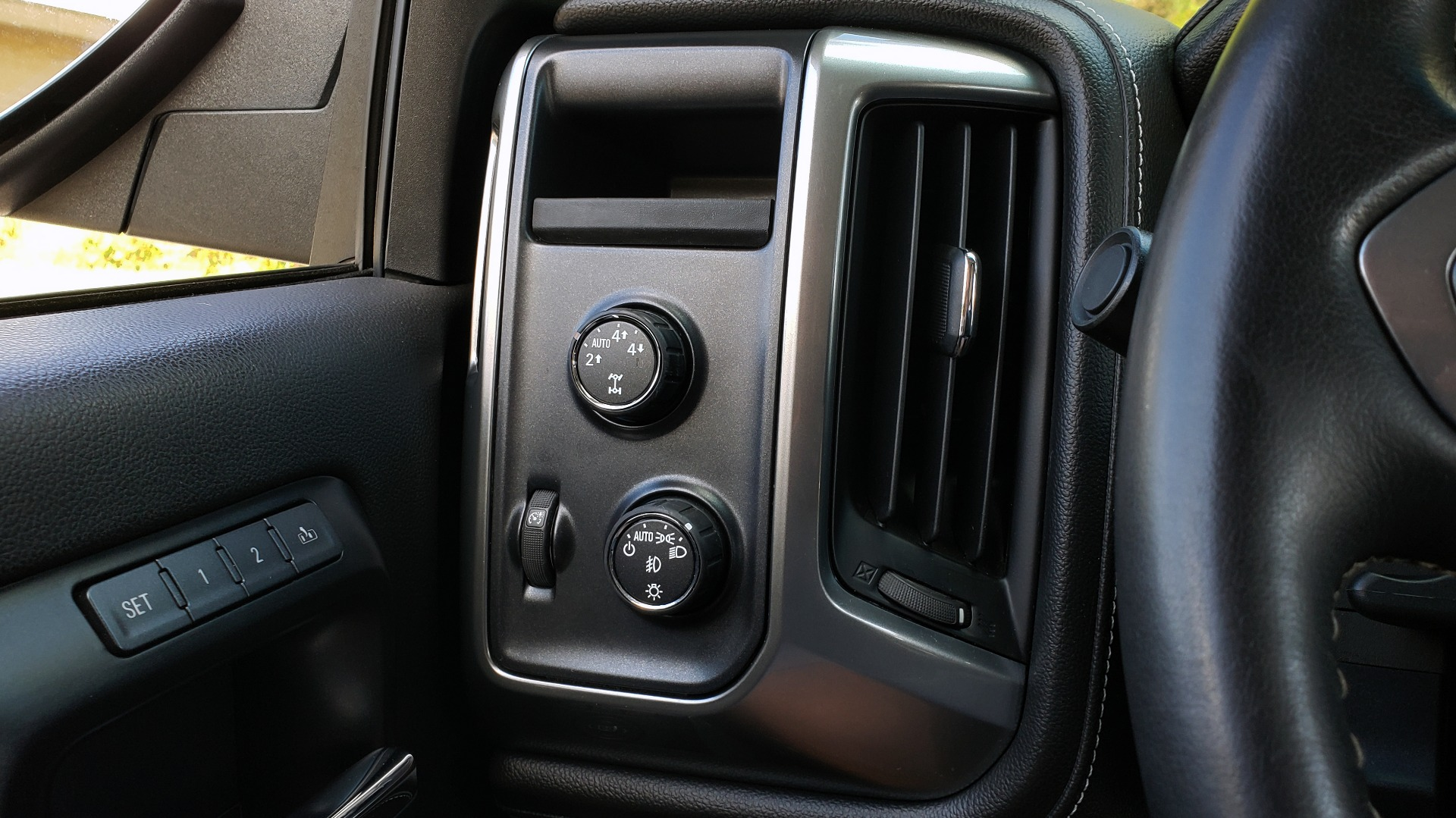 Used 2014 Chevrolet SILVERADO 1500 CREWCAB / LTZ PLUS PKG / 4WD / 2LZ / NAV / BOSE / REARVIEW for sale Sold at Formula Imports in Charlotte NC 28227 42