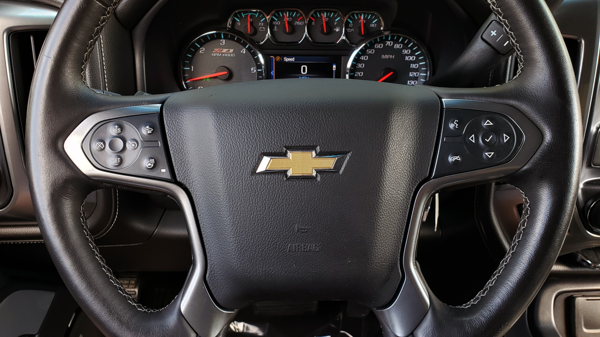 Used 2014 Chevrolet SILVERADO 1500 CREWCAB / LTZ PLUS PKG / 4WD / 2LZ / NAV / BOSE / REARVIEW for sale Sold at Formula Imports in Charlotte NC 28227 43