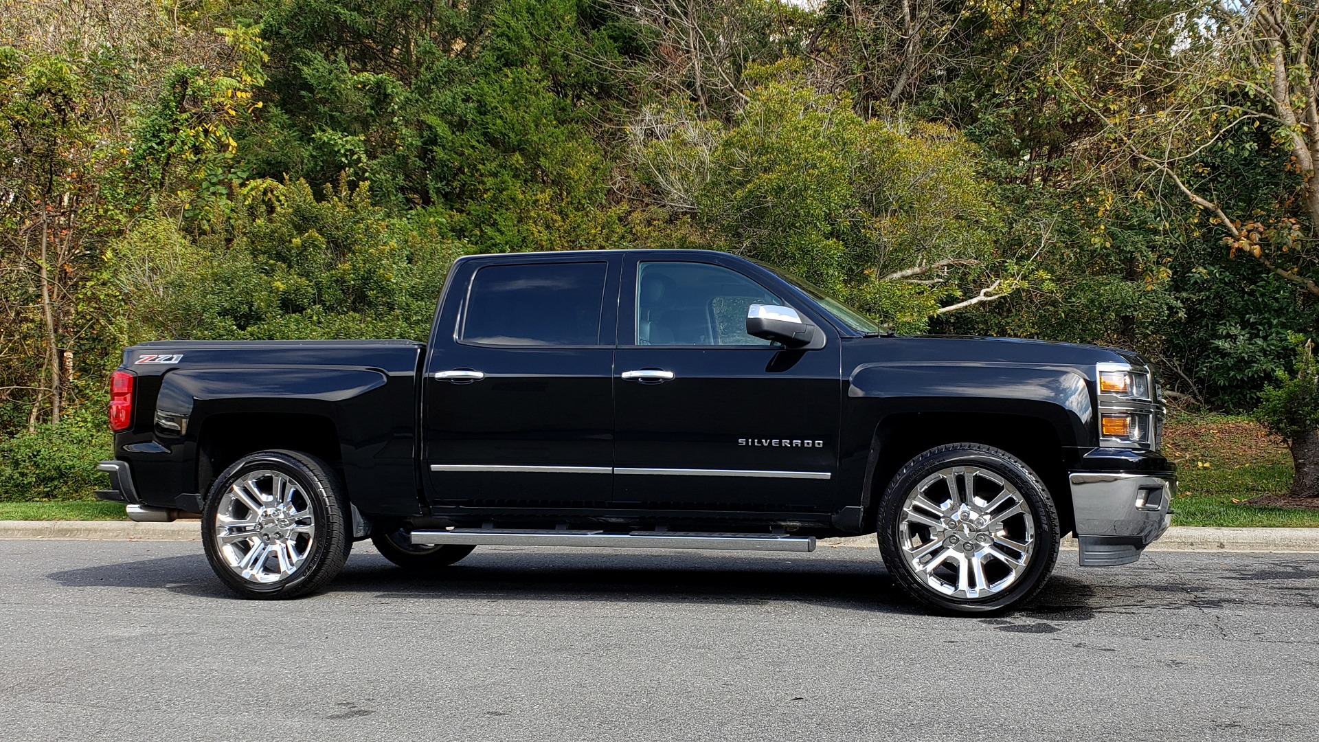 Used 2014 Chevrolet SILVERADO 1500 CREWCAB / LTZ PLUS PKG / 4WD / 2LZ / NAV / BOSE / REARVIEW for sale Sold at Formula Imports in Charlotte NC 28227 5
