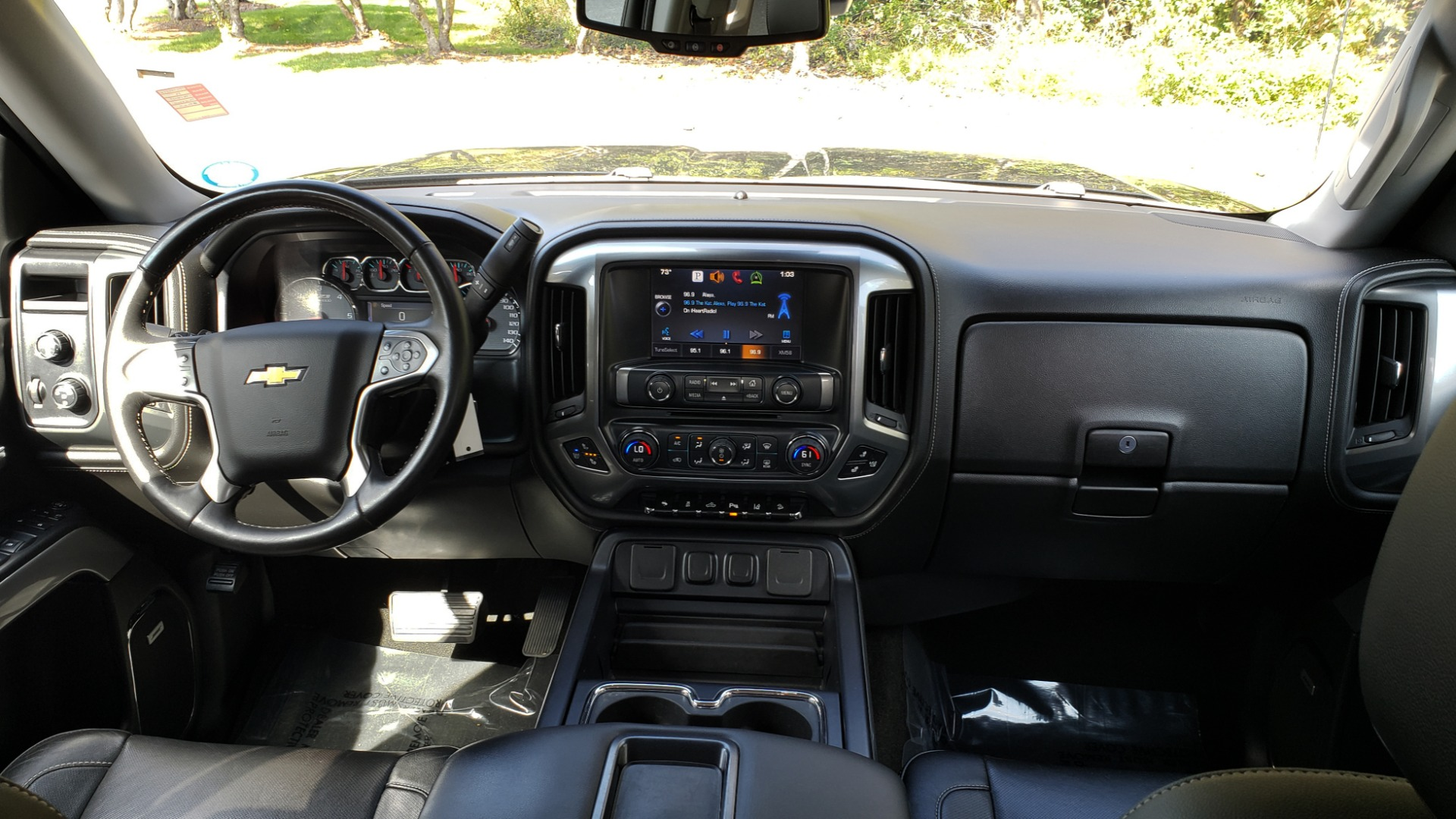 Used 2014 Chevrolet SILVERADO 1500 CREWCAB / LTZ PLUS PKG / 4WD / 2LZ / NAV / BOSE / REARVIEW for sale Sold at Formula Imports in Charlotte NC 28227 80