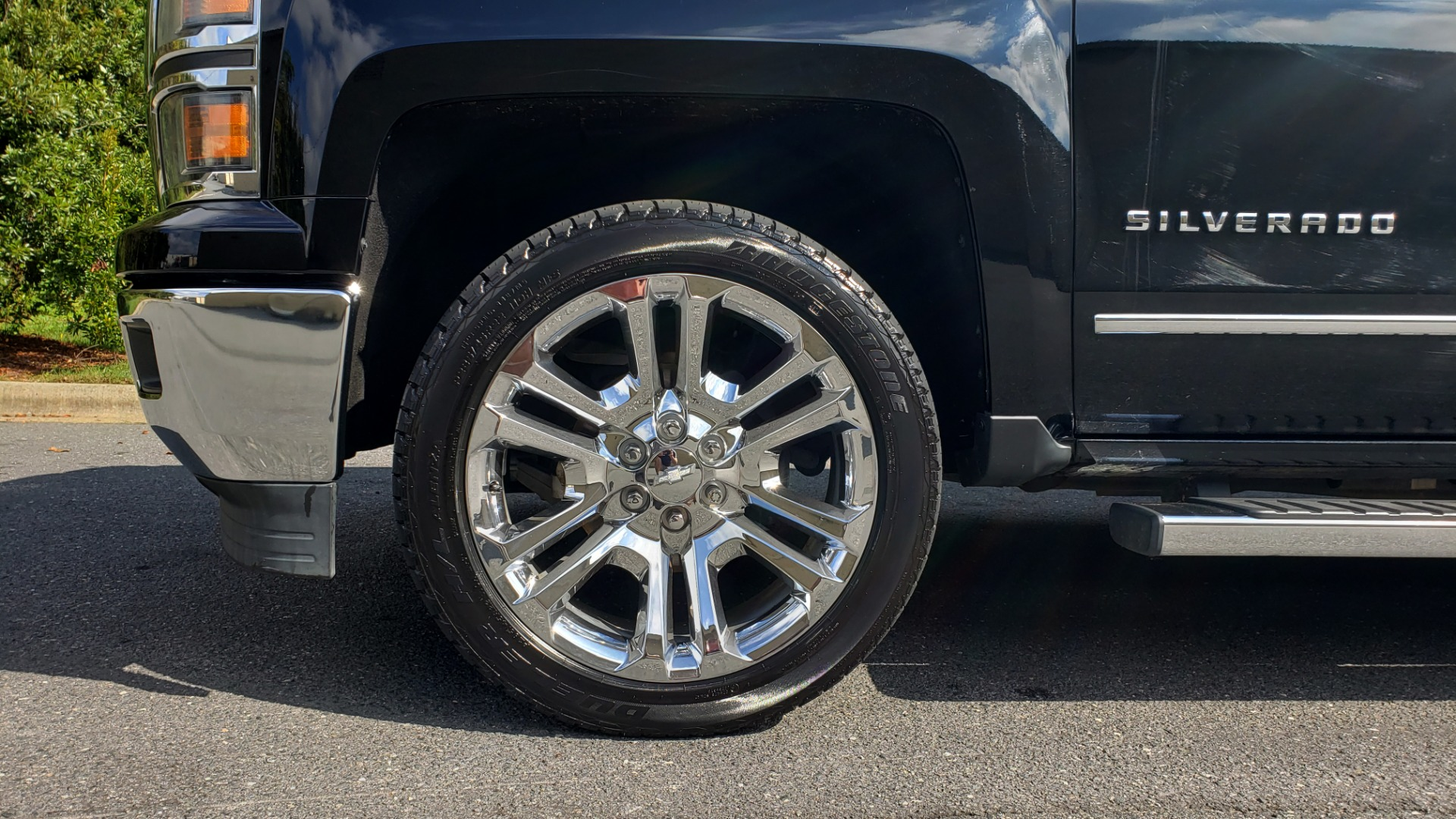 Used 2014 Chevrolet SILVERADO 1500 CREWCAB / LTZ PLUS PKG / 4WD / 2LZ / NAV / BOSE / REARVIEW for sale Sold at Formula Imports in Charlotte NC 28227 82