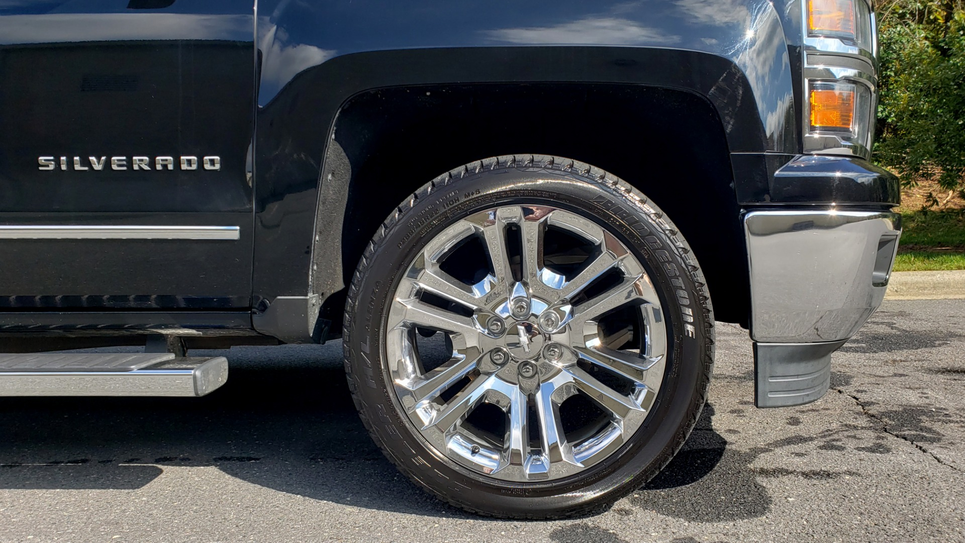 Used 2014 Chevrolet SILVERADO 1500 CREWCAB / LTZ PLUS PKG / 4WD / 2LZ / NAV / BOSE / REARVIEW for sale Sold at Formula Imports in Charlotte NC 28227 85